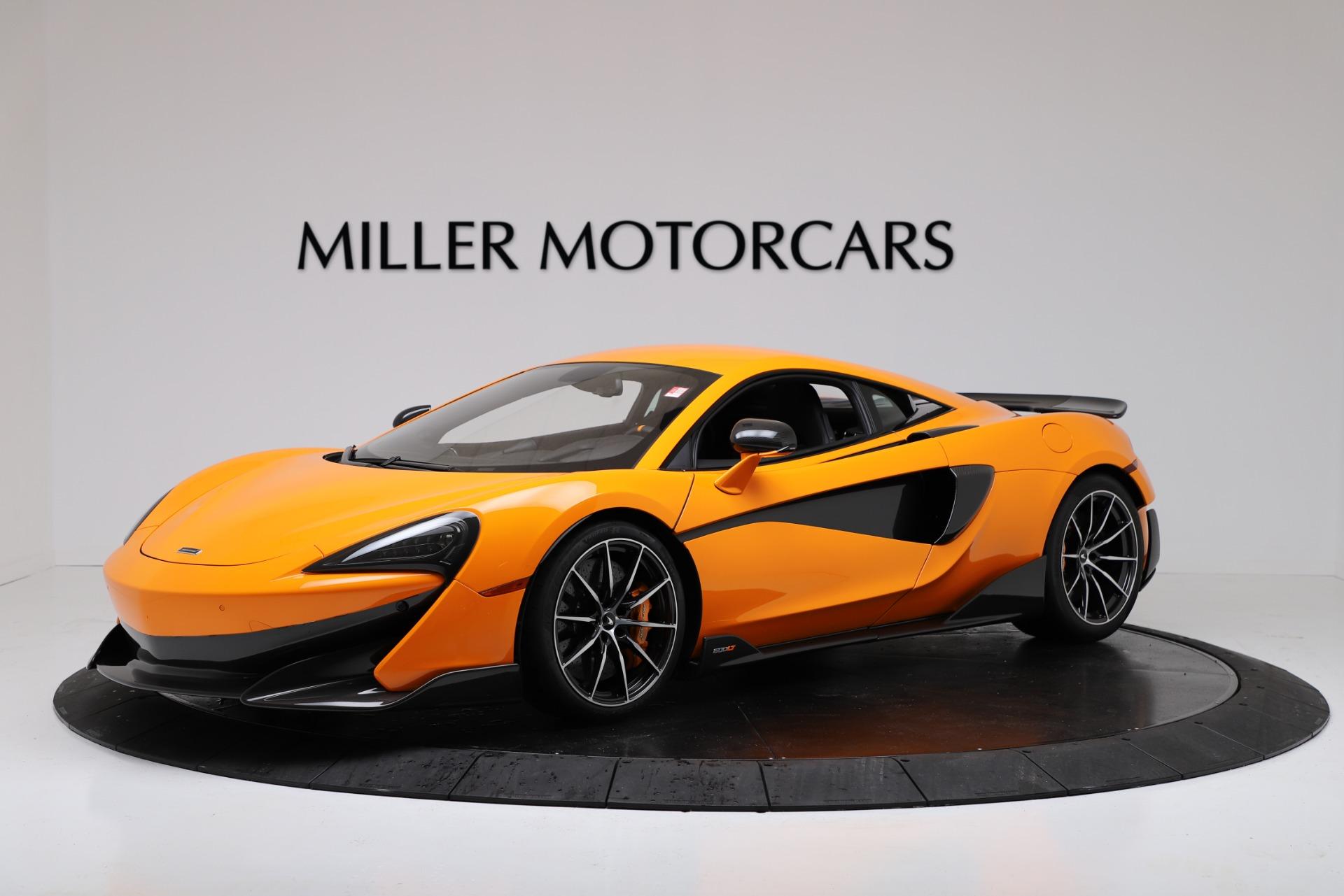 New 2019 McLaren 600LT Coupe For Sale In Westport, CT 3315_main