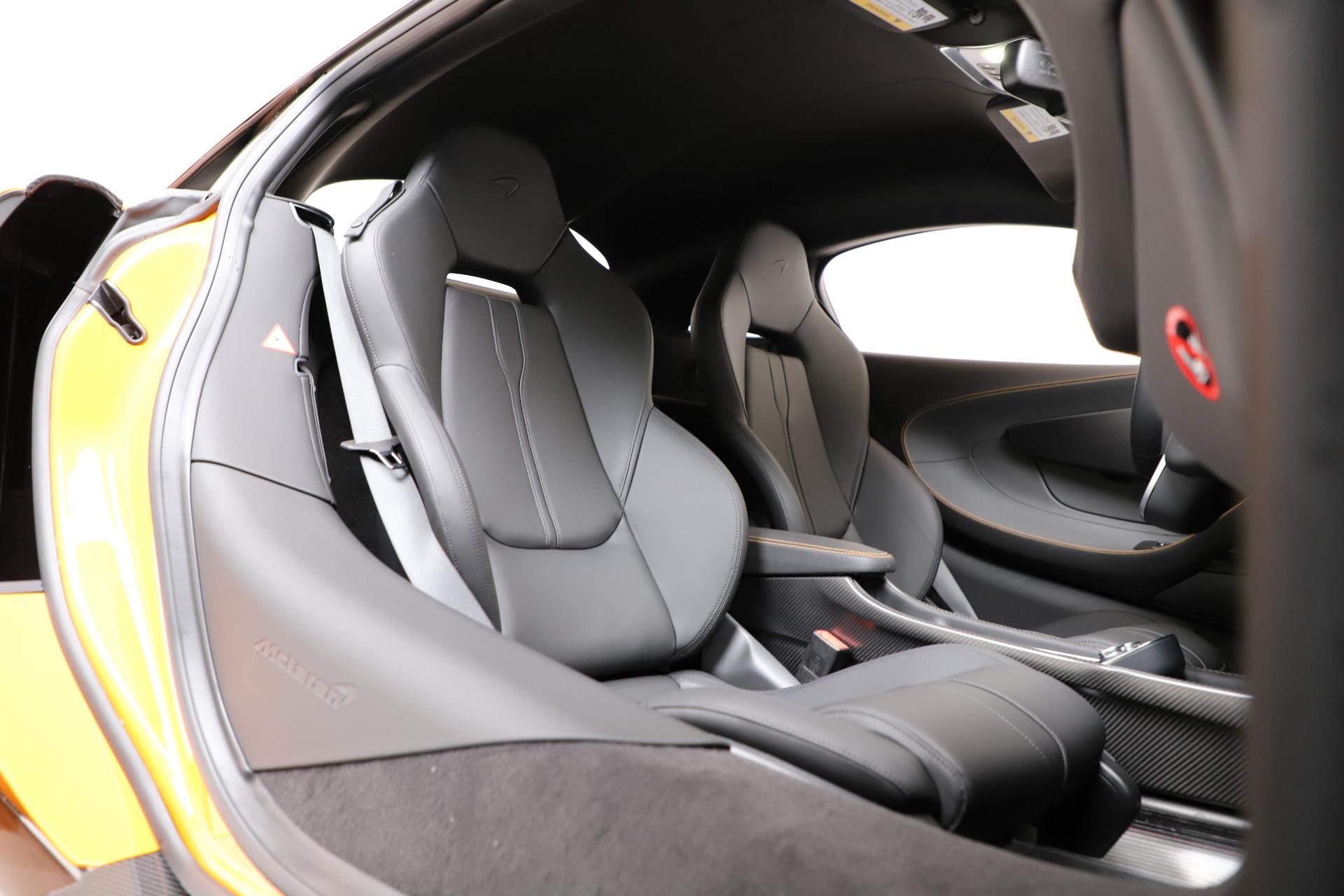 New 2019 McLaren 600LT Coupe For Sale In Westport, CT 3315_p19
