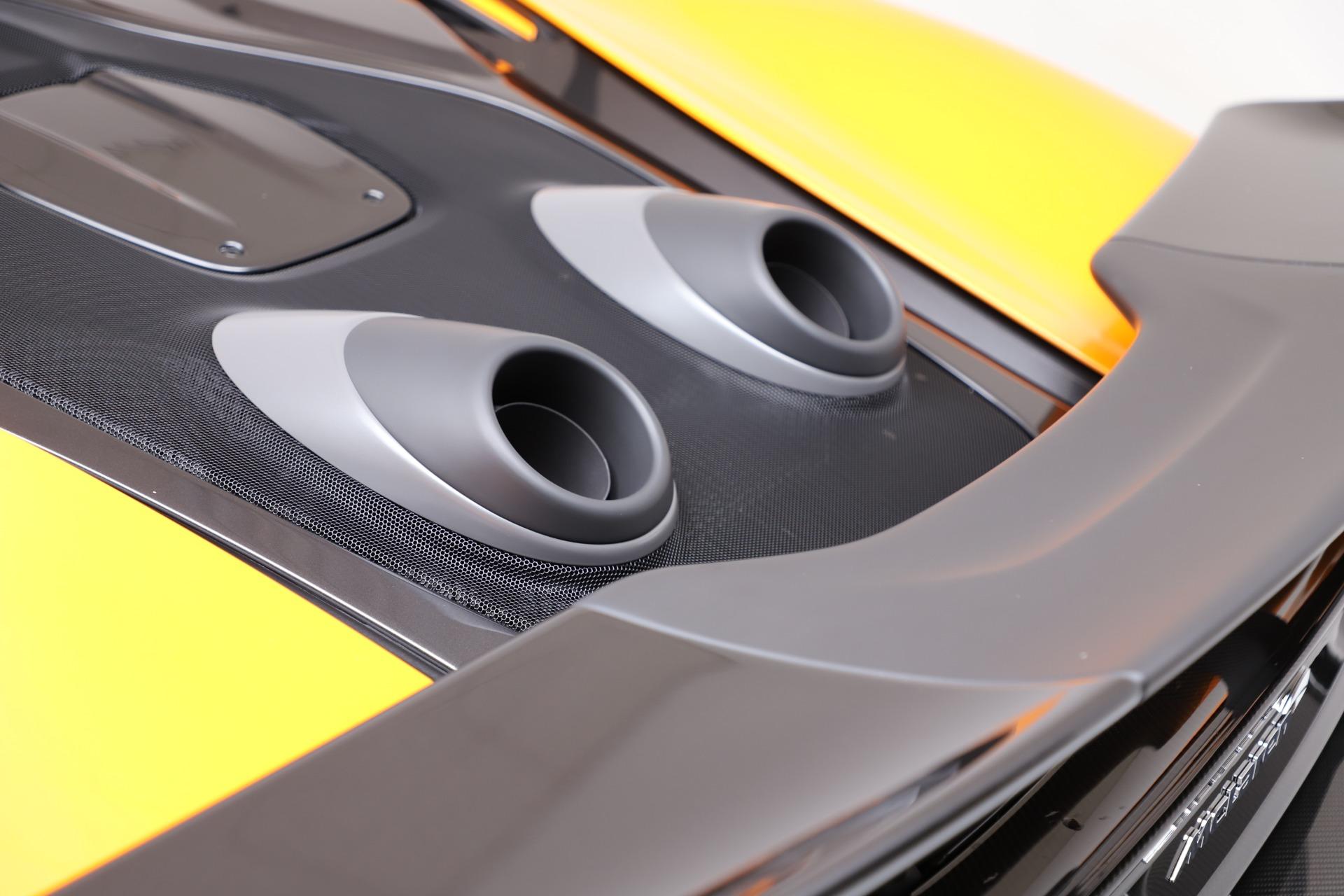 New 2019 McLaren 600LT Coupe For Sale In Westport, CT 3315_p23