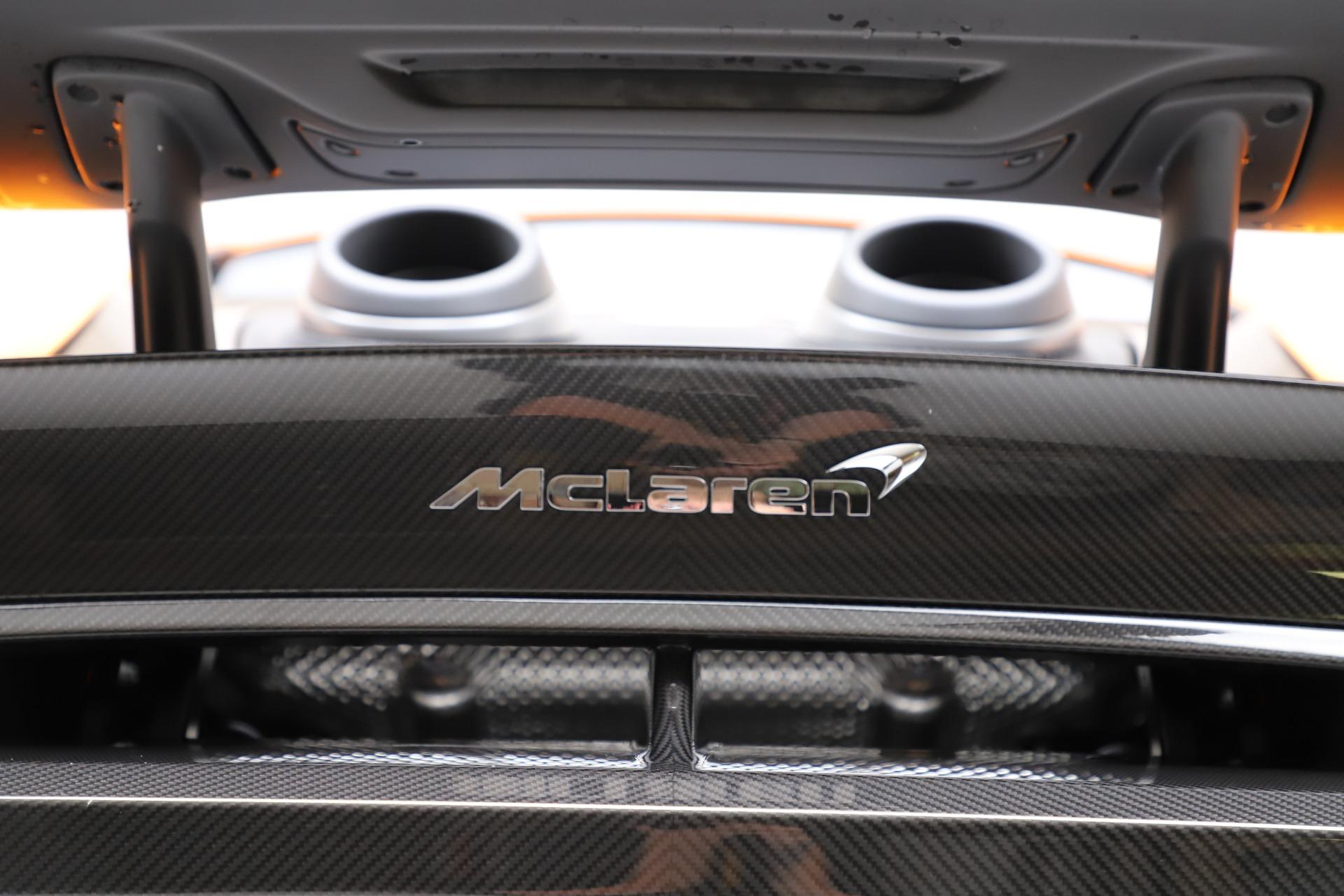New 2019 McLaren 600LT Coupe For Sale In Westport, CT 3315_p24