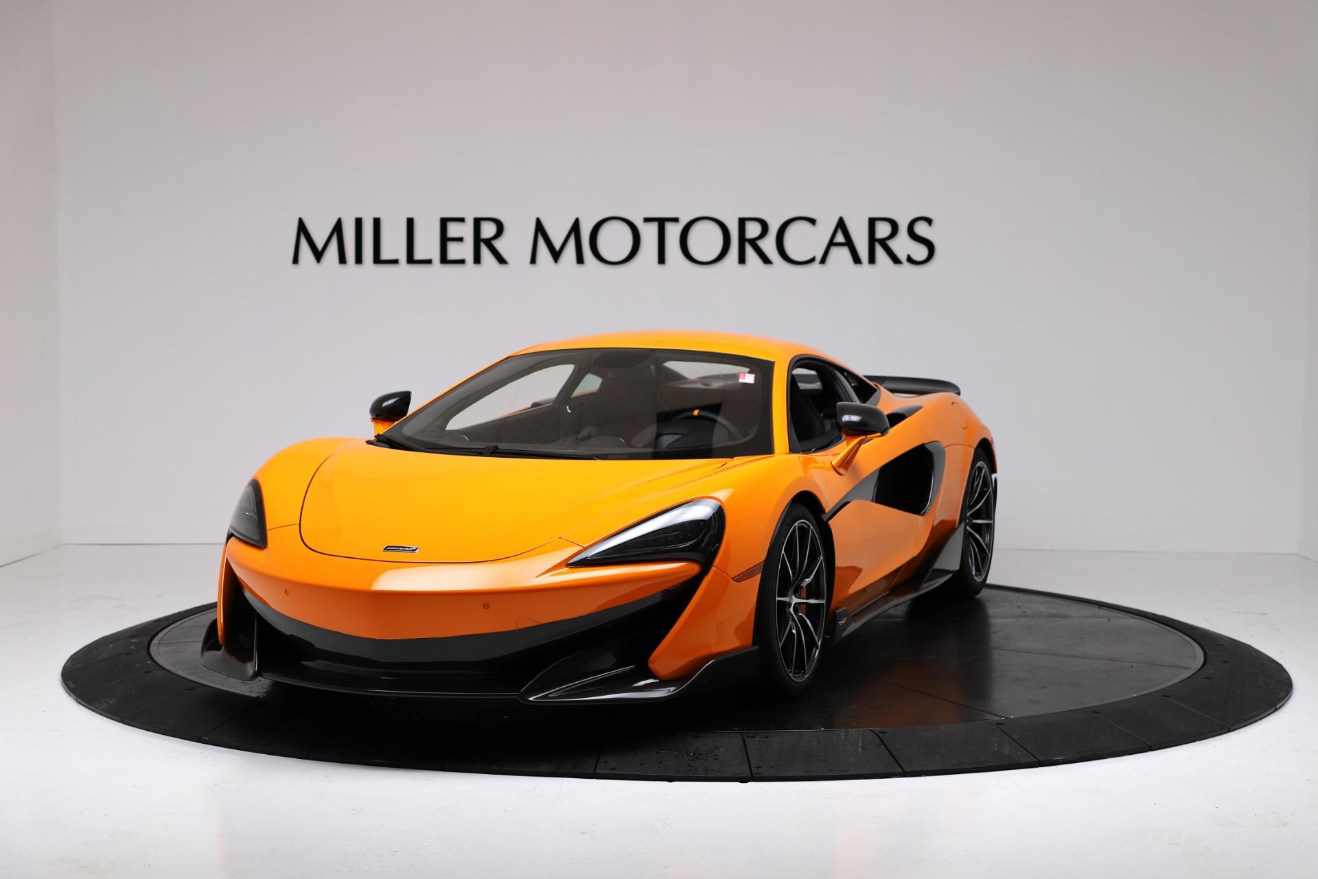 New 2019 McLaren 600LT Coupe For Sale In Westport, CT 3315_p2