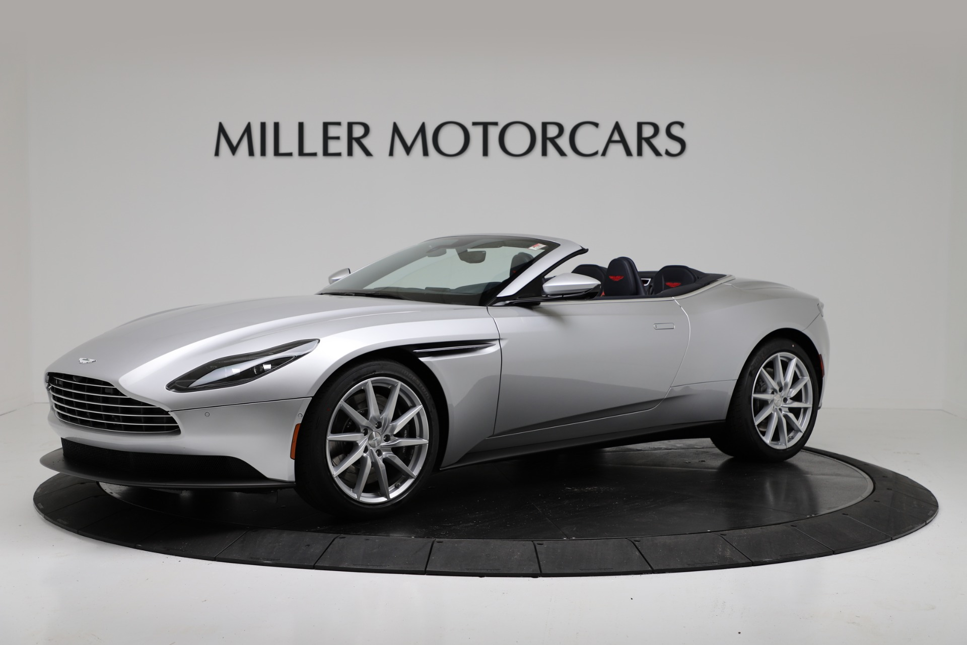 New 2019 Aston Martin DB11 V8 For Sale In Westport, CT 3316_main