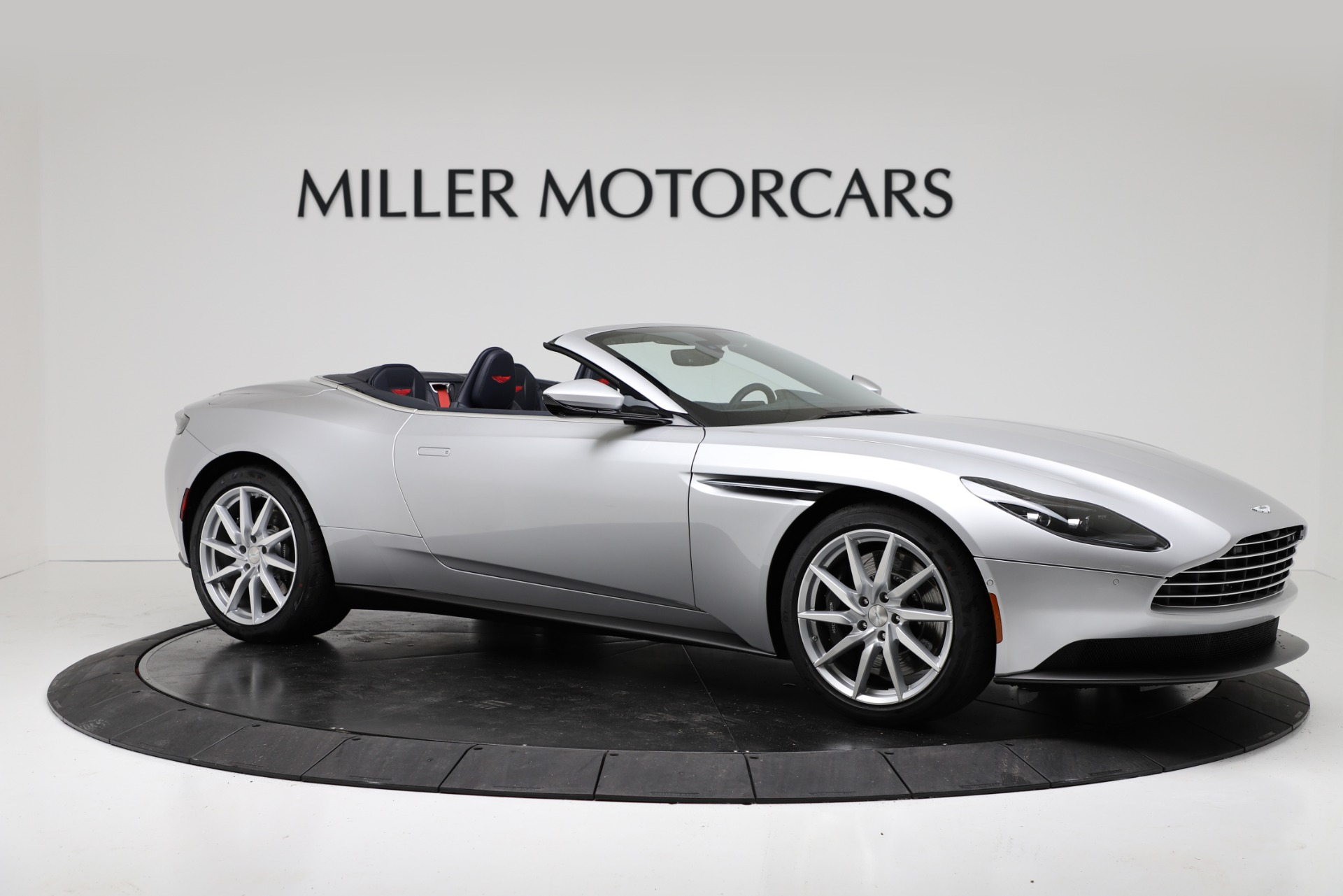 New 2019 Aston Martin DB11 V8 For Sale In Westport, CT 3316_p10