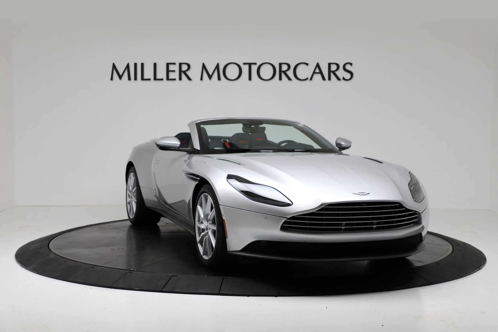 New 2019 Aston Martin DB11 V8 For Sale In Westport, CT 3316_p11
