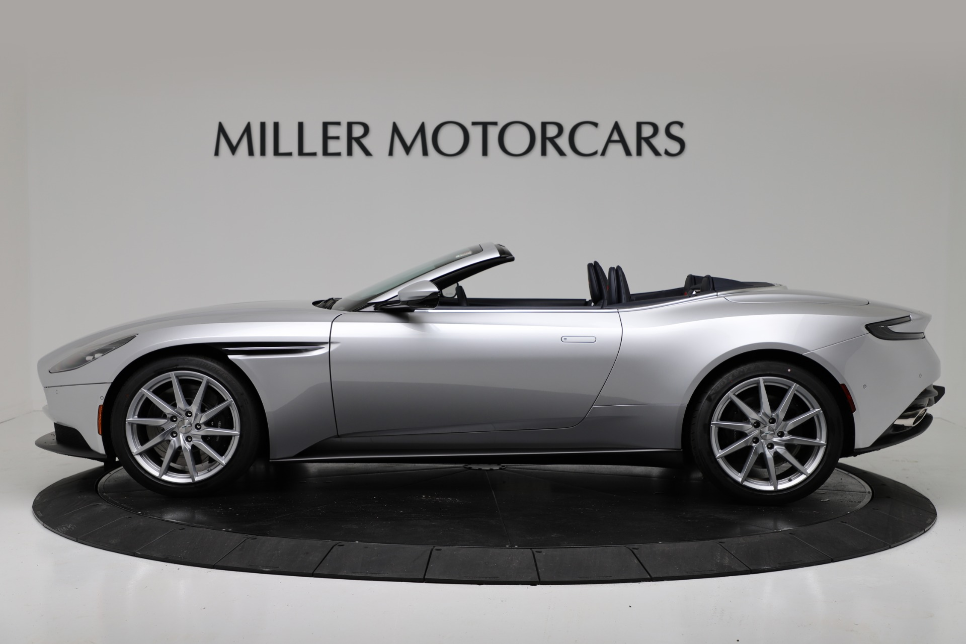 New 2019 Aston Martin DB11 V8 Convertible For Sale In Westport, CT 3316_p3