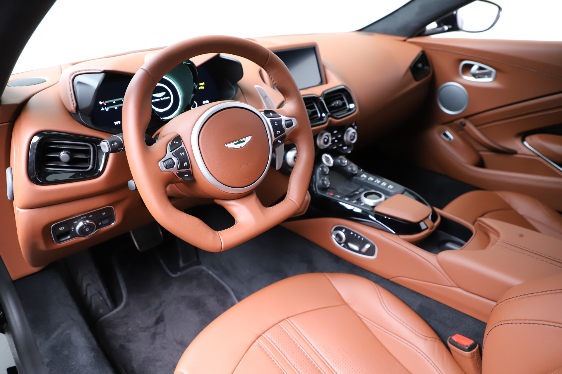 New 2020 Aston Martin Vantage Coupe For Sale In Westport, CT 3317_p14
