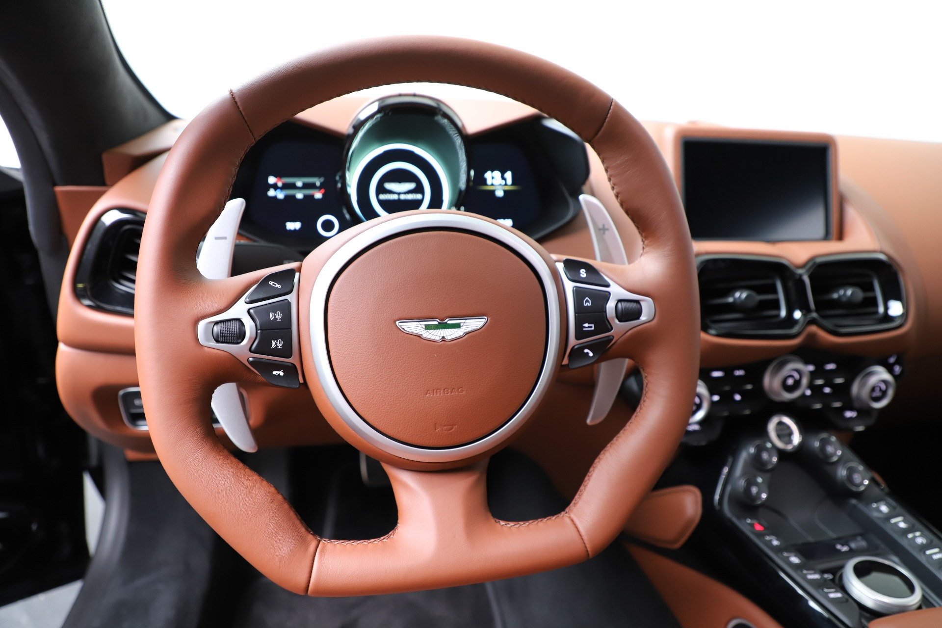 New 2020 Aston Martin Vantage Coupe For Sale In Westport, CT 3317_p21