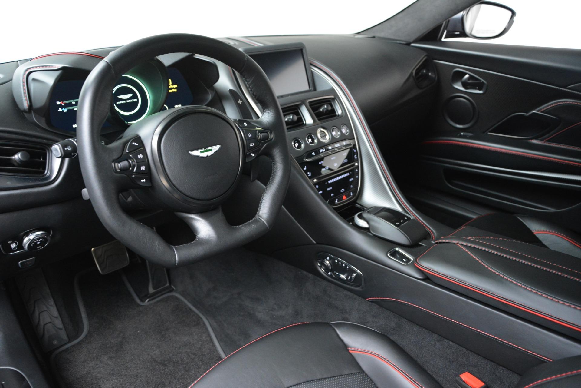 New 2019 Aston Martin DBS Superleggera For Sale In Westport, CT 3318_p11