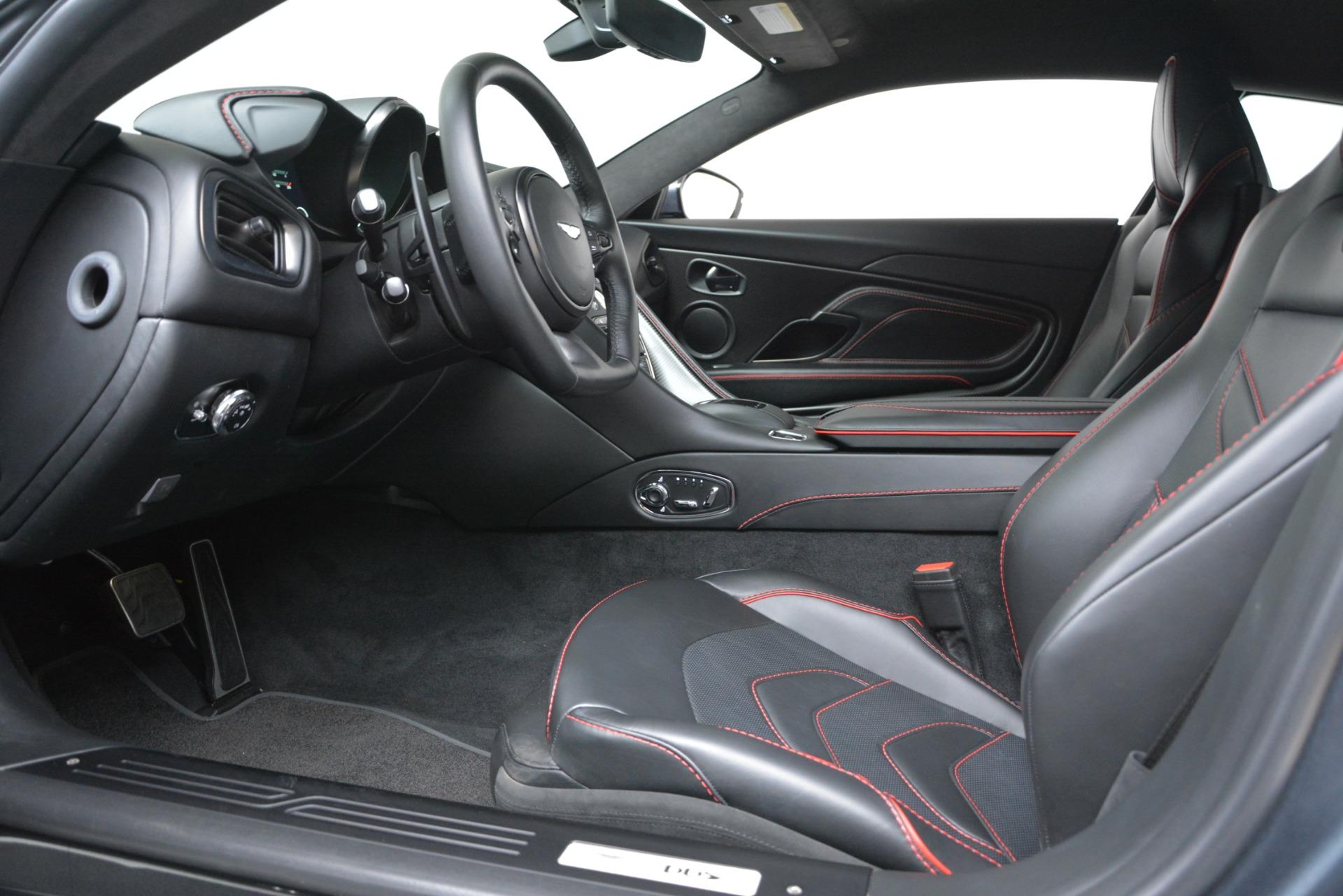 New 2019 Aston Martin DBS Superleggera For Sale In Westport, CT 3318_p12