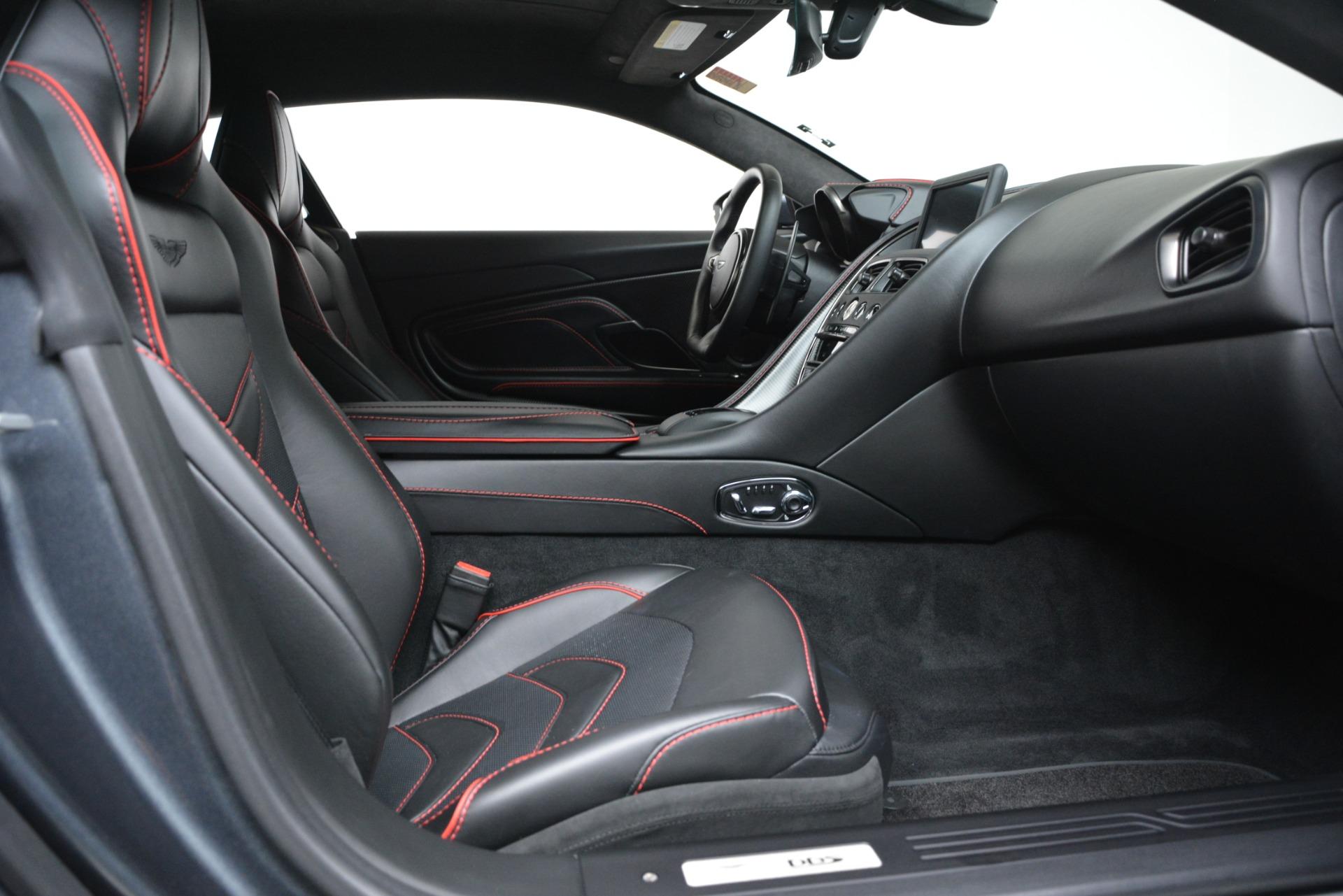 New 2019 Aston Martin DBS Superleggera For Sale In Westport, CT 3318_p15