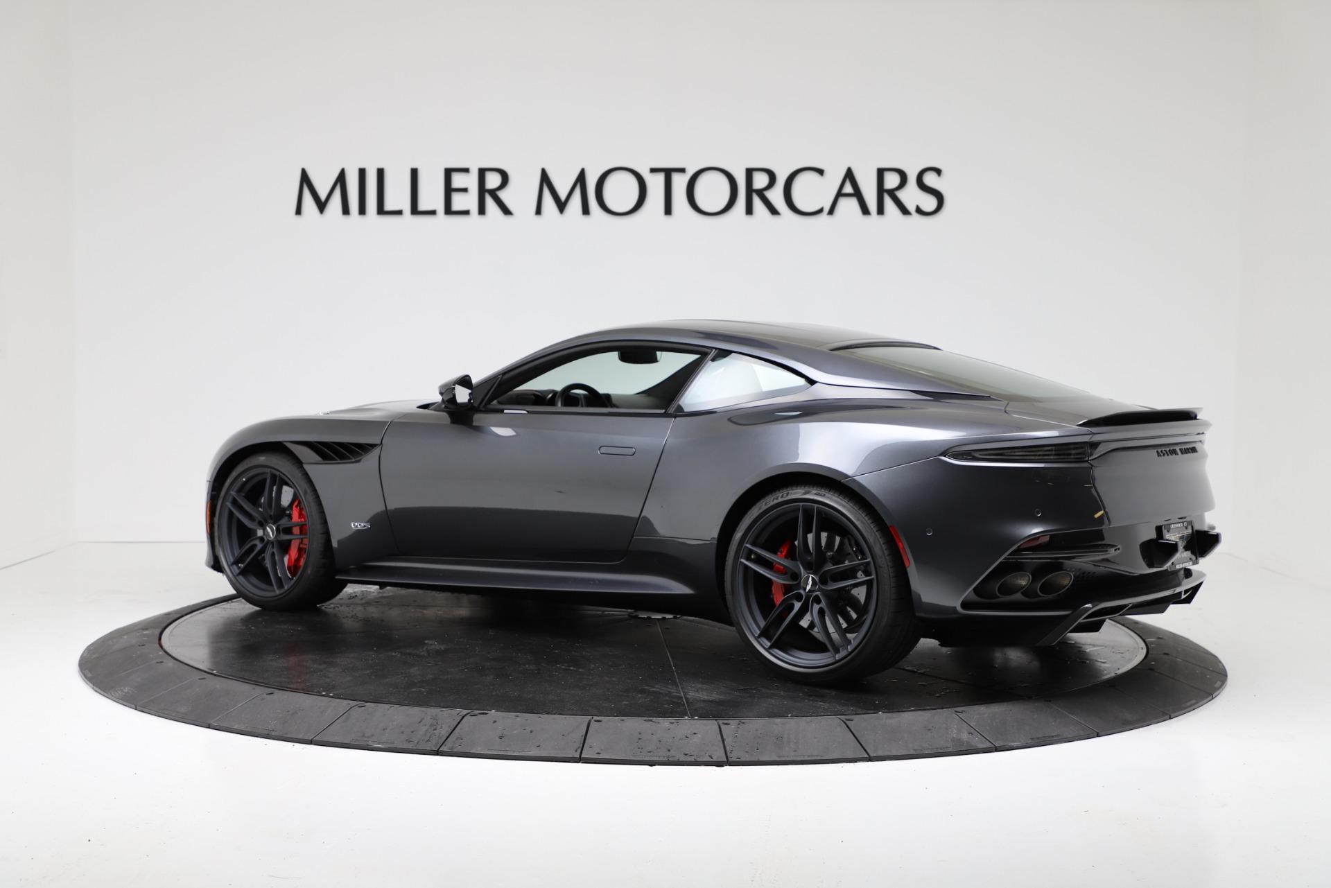 New 2019 Aston Martin DBS Superleggera For Sale In Westport, CT 3318_p4