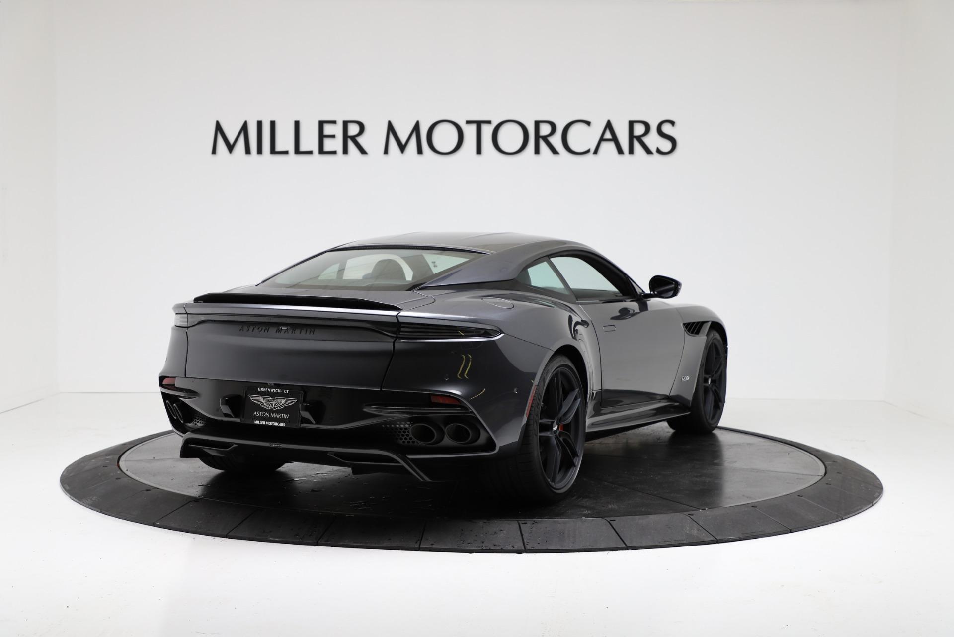 New 2019 Aston Martin DBS Superleggera For Sale In Westport, CT 3318_p6