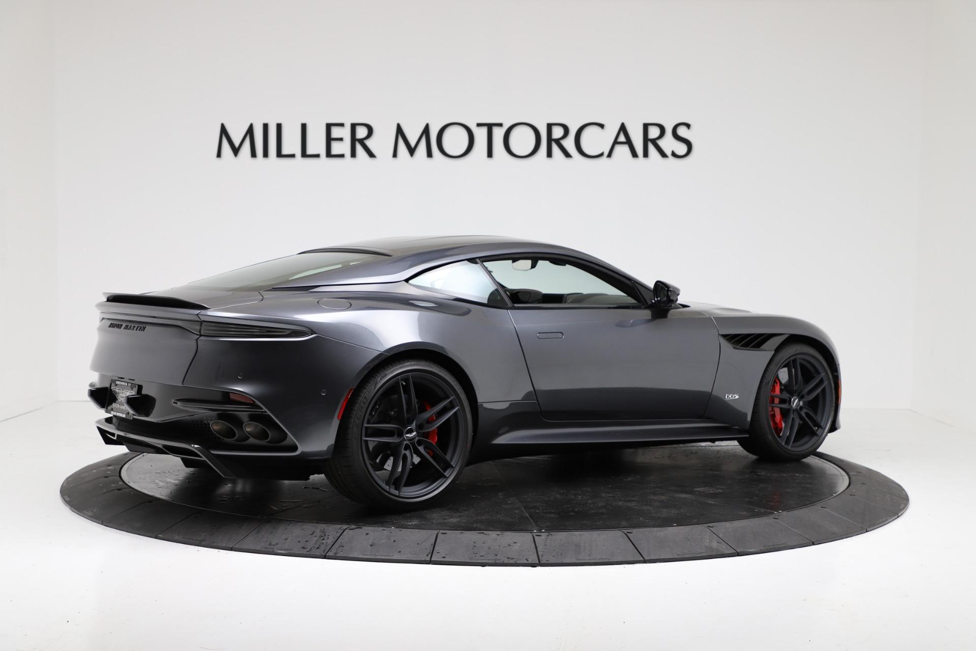 New 2019 Aston Martin DBS Superleggera For Sale In Westport, CT 3318_p7