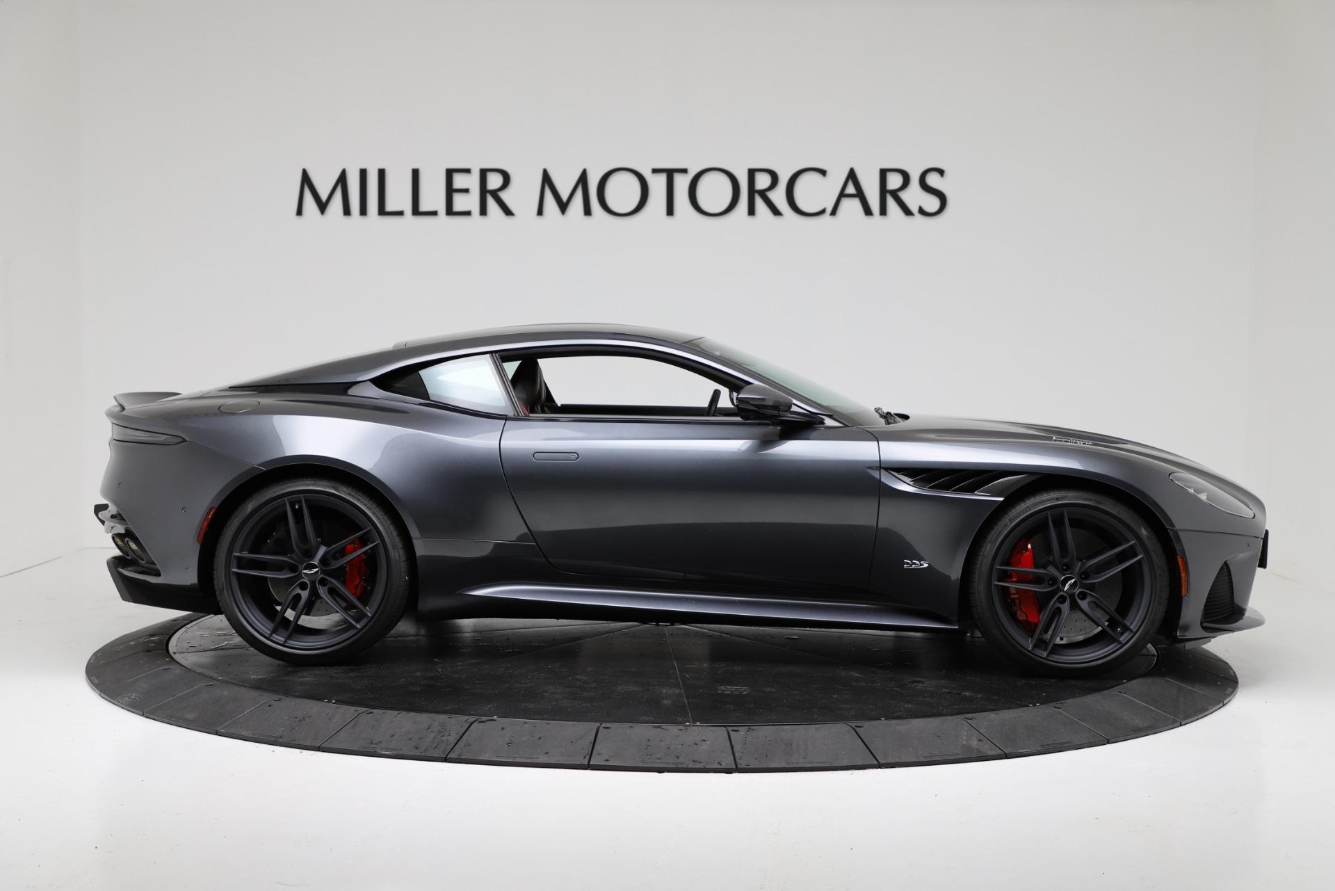 New 2019 Aston Martin DBS Superleggera For Sale In Westport, CT 3318_p8