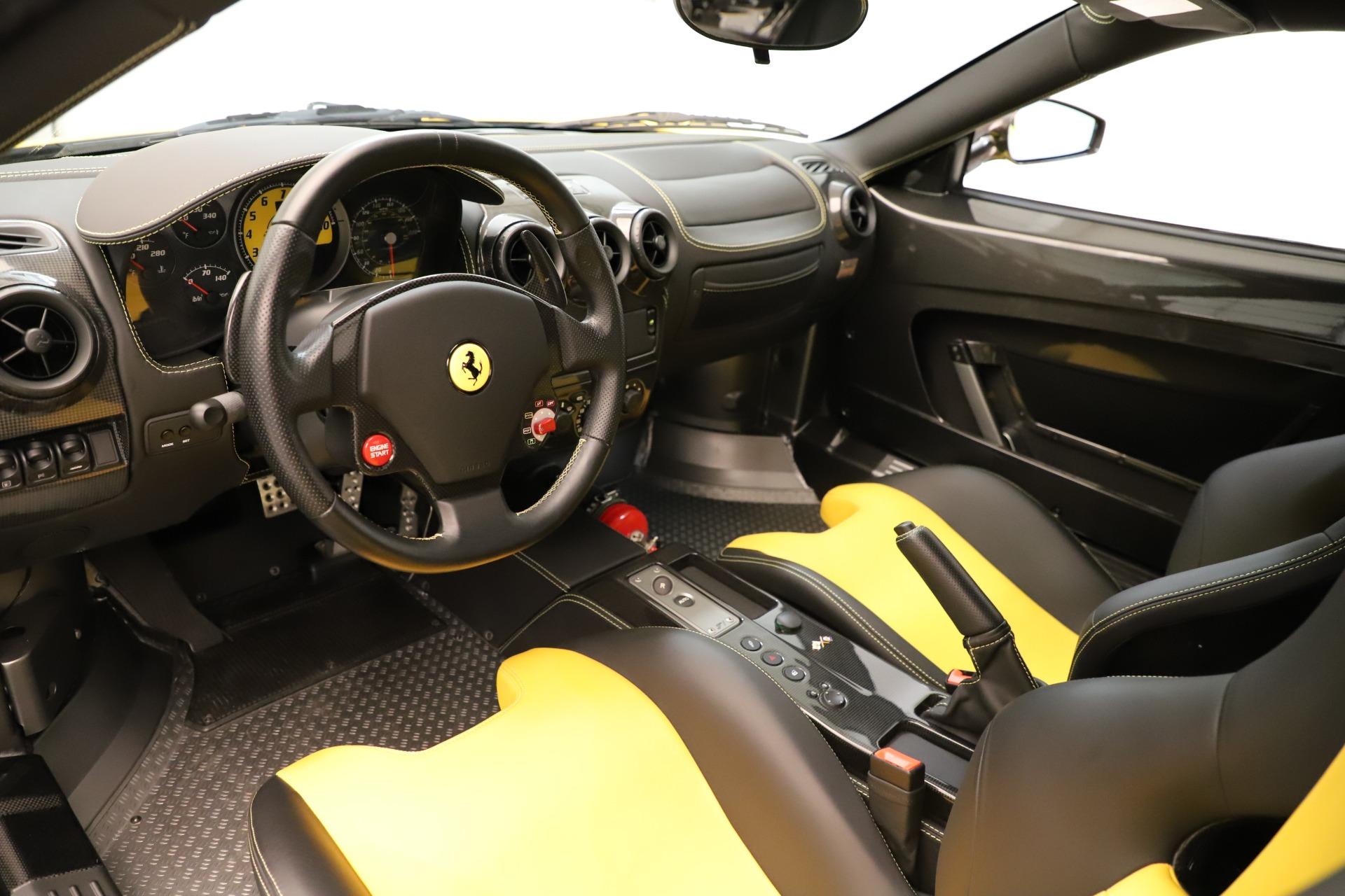 Used 2008 Ferrari F430 Scuderia For Sale In Westport, CT 3319_p13