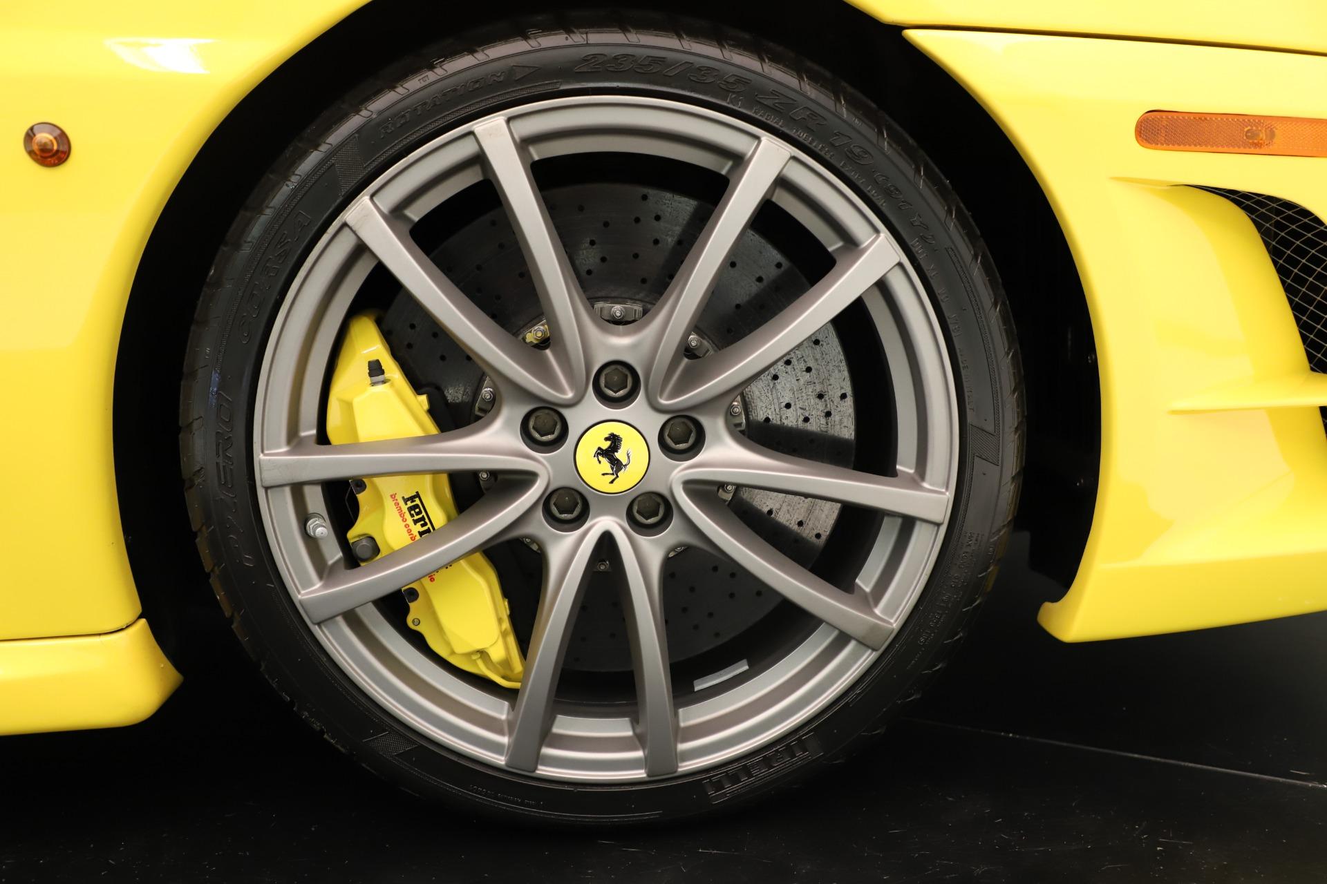 Used 2008 Ferrari F430 Scuderia For Sale In Westport, CT 3319_p20
