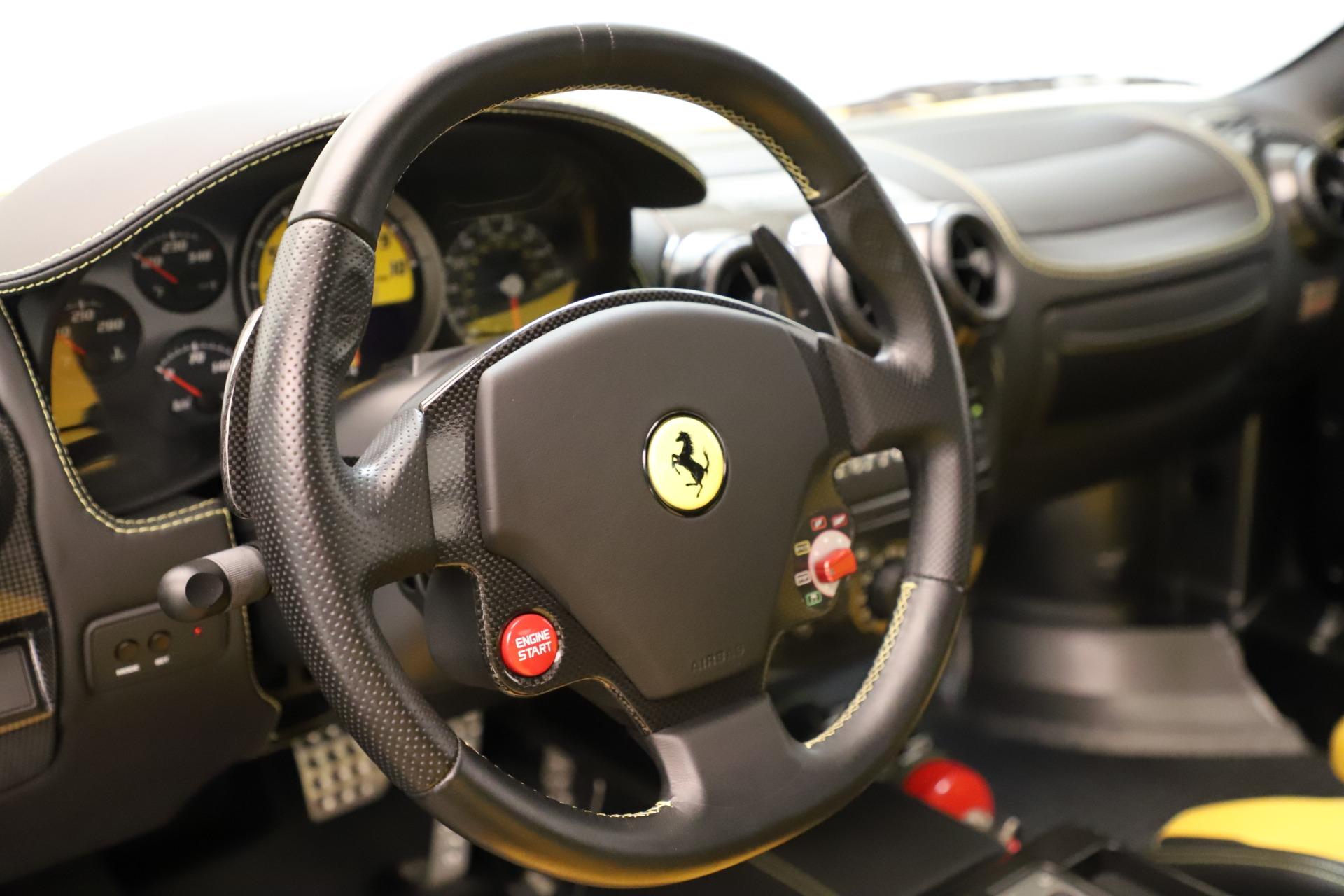 Used 2008 Ferrari F430 Scuderia For Sale In Westport, CT 3319_p21