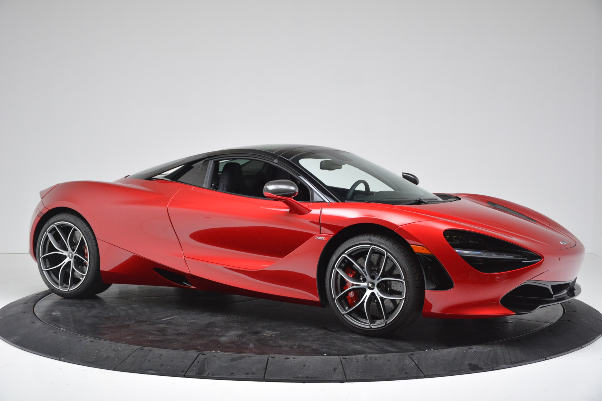 New 2020 McLaren 720S Spider Convertible For Sale In Westport, CT 3320_p12
