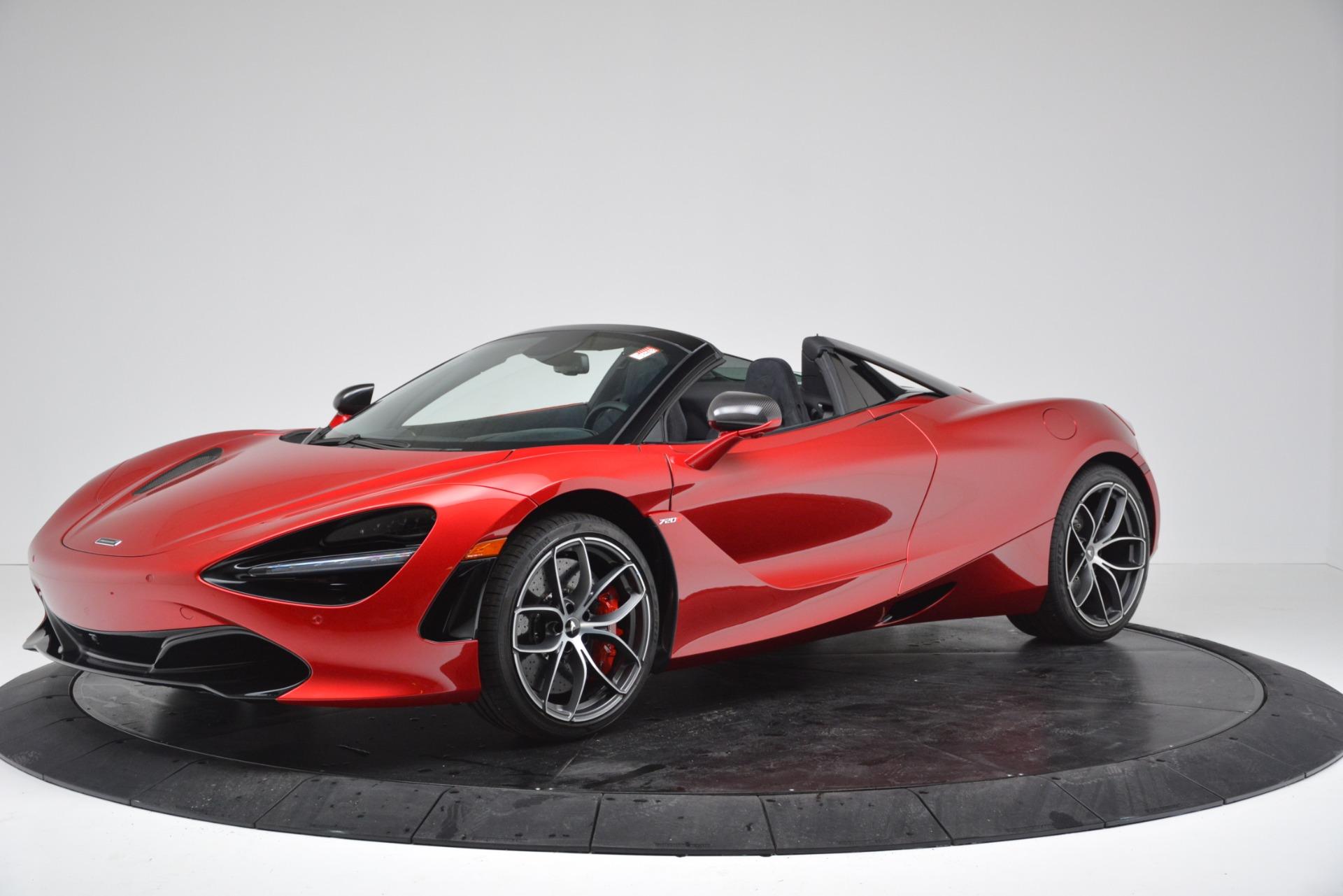 New 2020 McLaren 720S Spider Convertible For Sale In Westport, CT 3320_p16