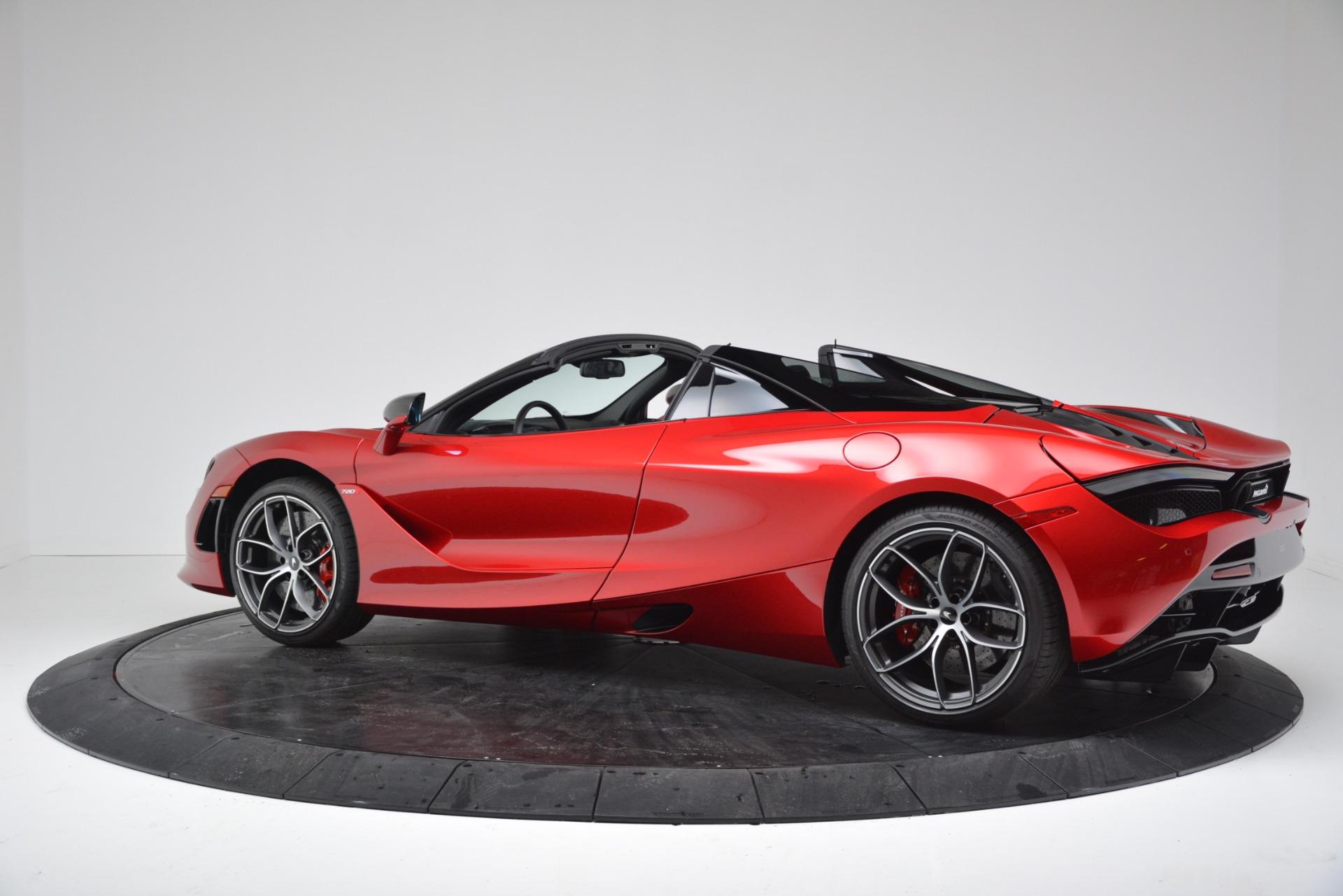 New 2020 McLaren 720S Spider Convertible For Sale In Westport, CT 3320_p18