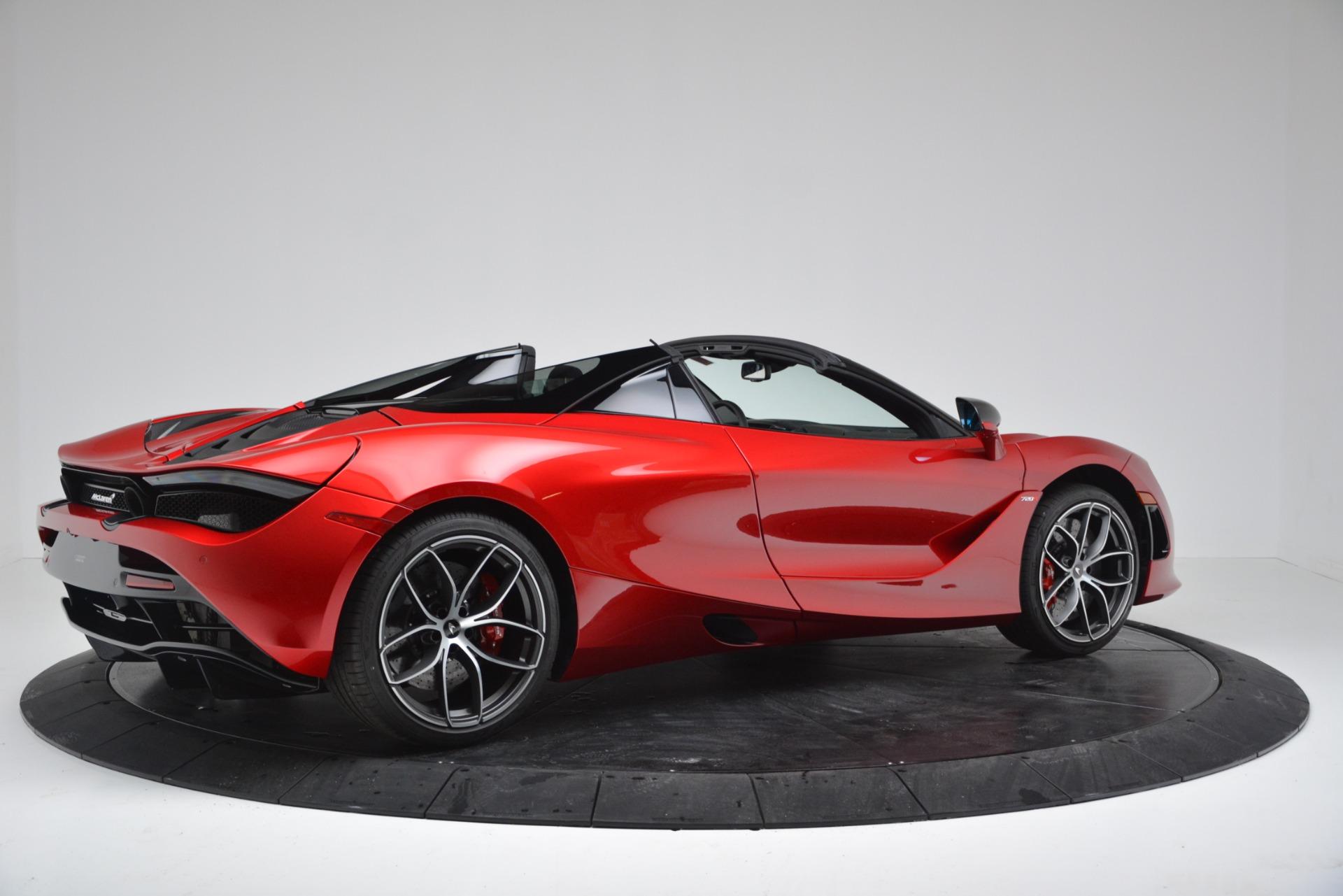 New 2020 McLaren 720S Spider Convertible For Sale In Westport, CT 3320_p23