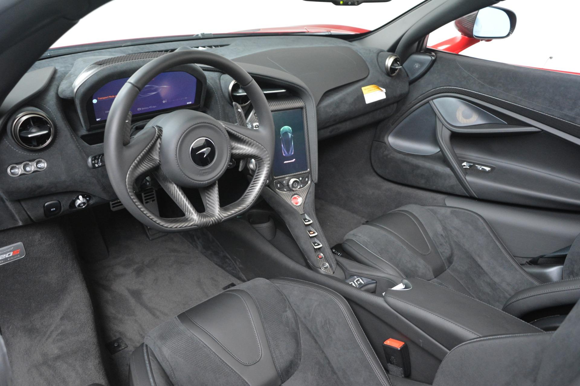 New 2020 McLaren 720S Spider Convertible For Sale In Westport, CT 3320_p34