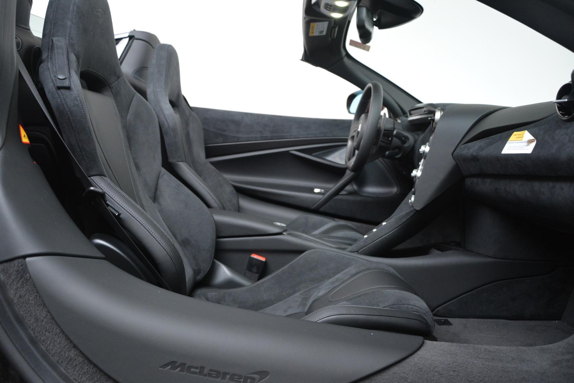 New 2020 McLaren 720S Spider Convertible For Sale In Westport, CT 3320_p39