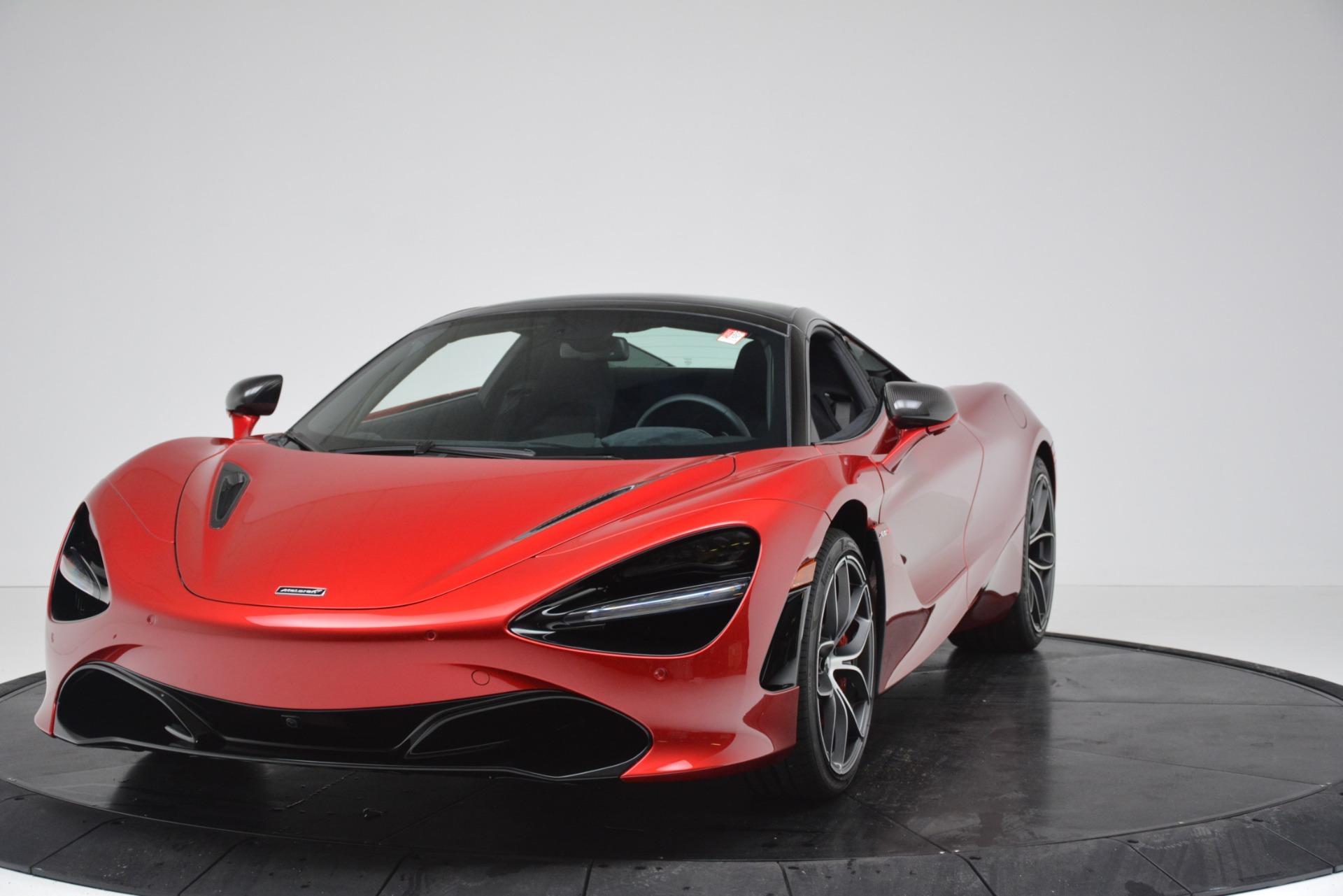 New 2020 McLaren 720S Spider Convertible For Sale In Westport, CT 3320_p3
