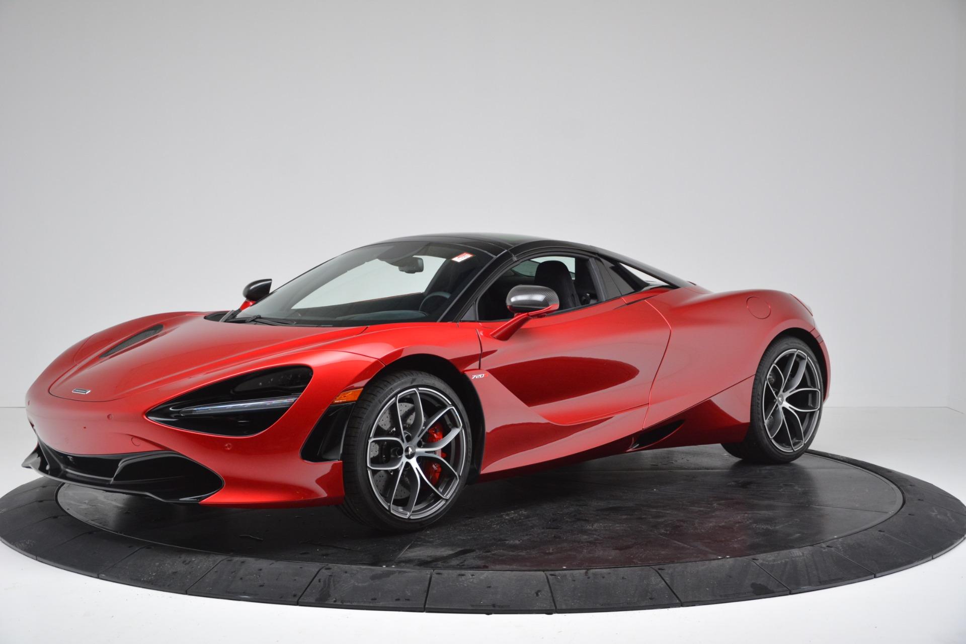 New 2020 McLaren 720S Spider Convertible For Sale In Westport, CT 3320_p4