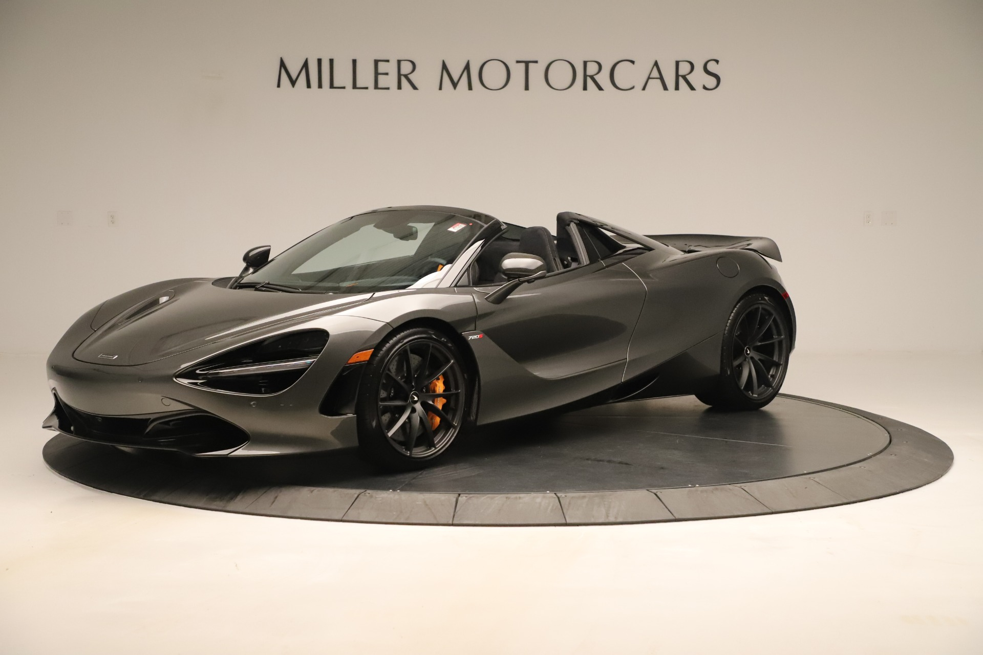 New 2020 McLaren 720S Convertible For Sale In Westport, CT 3321_main