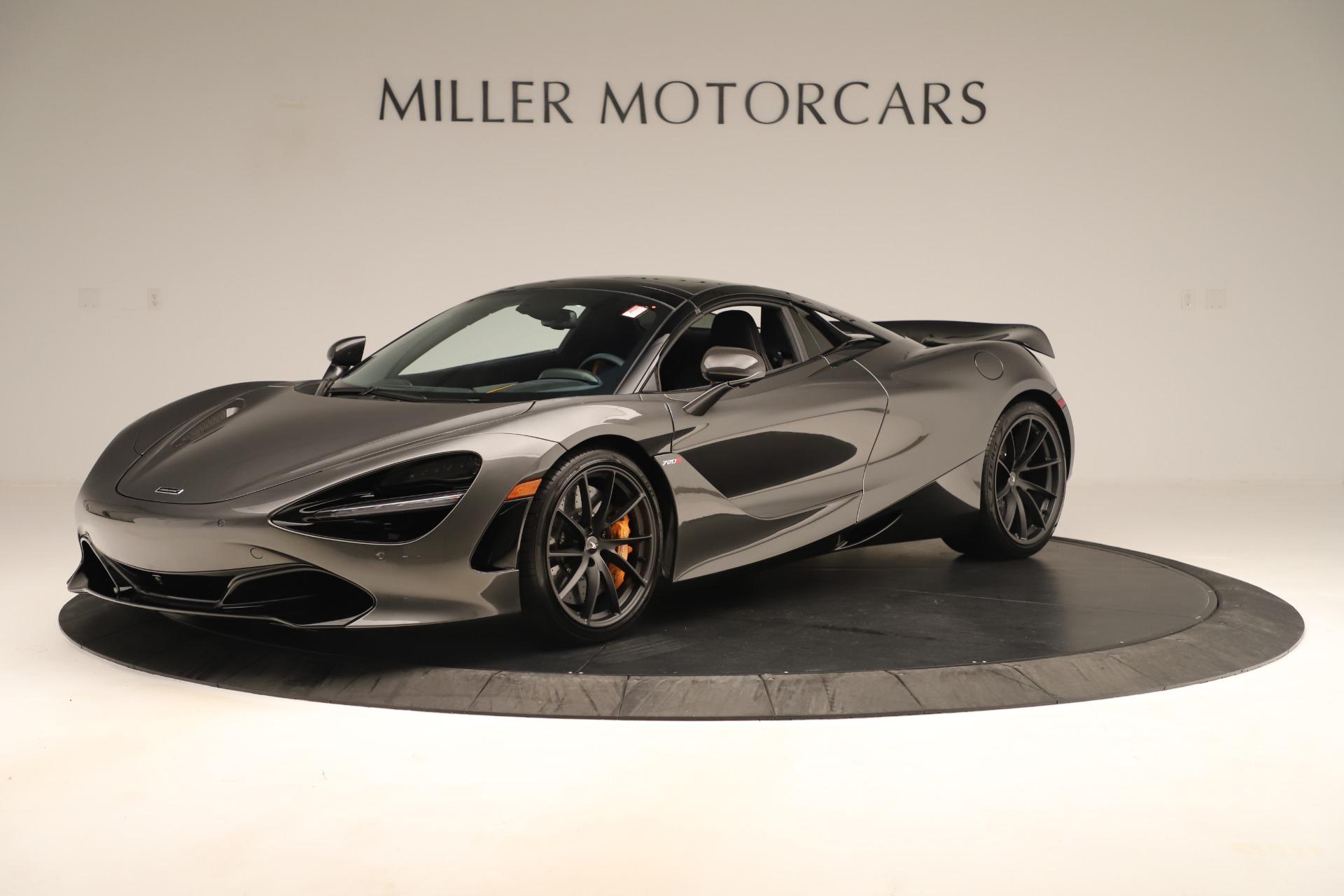 New 2020 McLaren 720S Convertible For Sale In Westport, CT 3321_p10