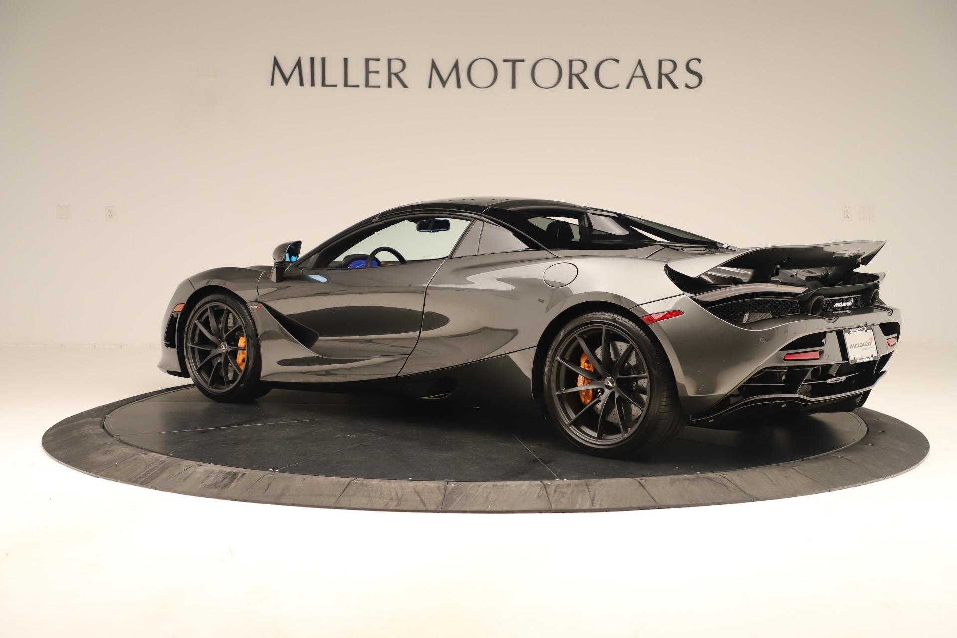 New 2020 McLaren 720S Convertible For Sale In Westport, CT 3321_p12