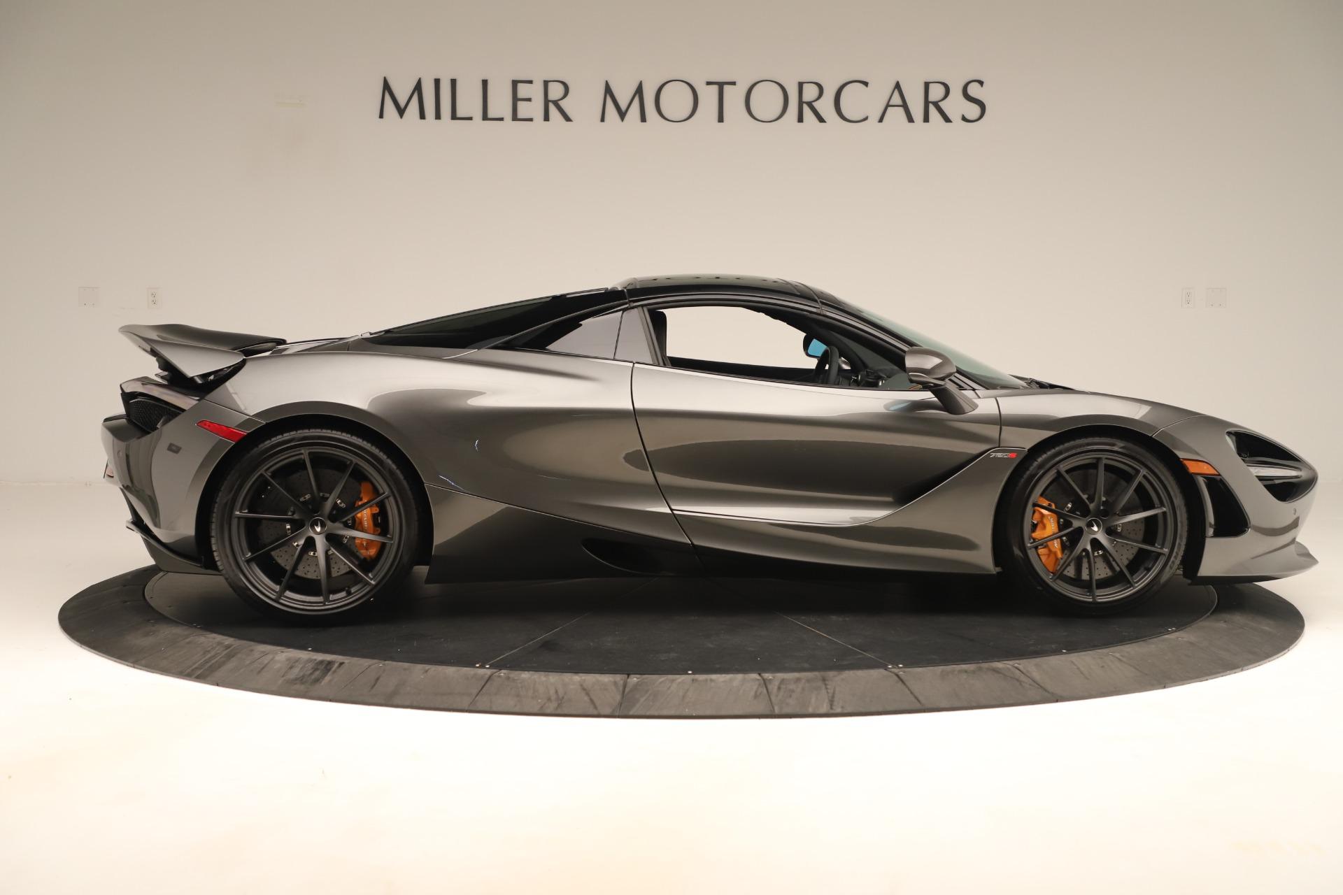 New 2020 McLaren 720S Convertible For Sale In Westport, CT 3321_p15