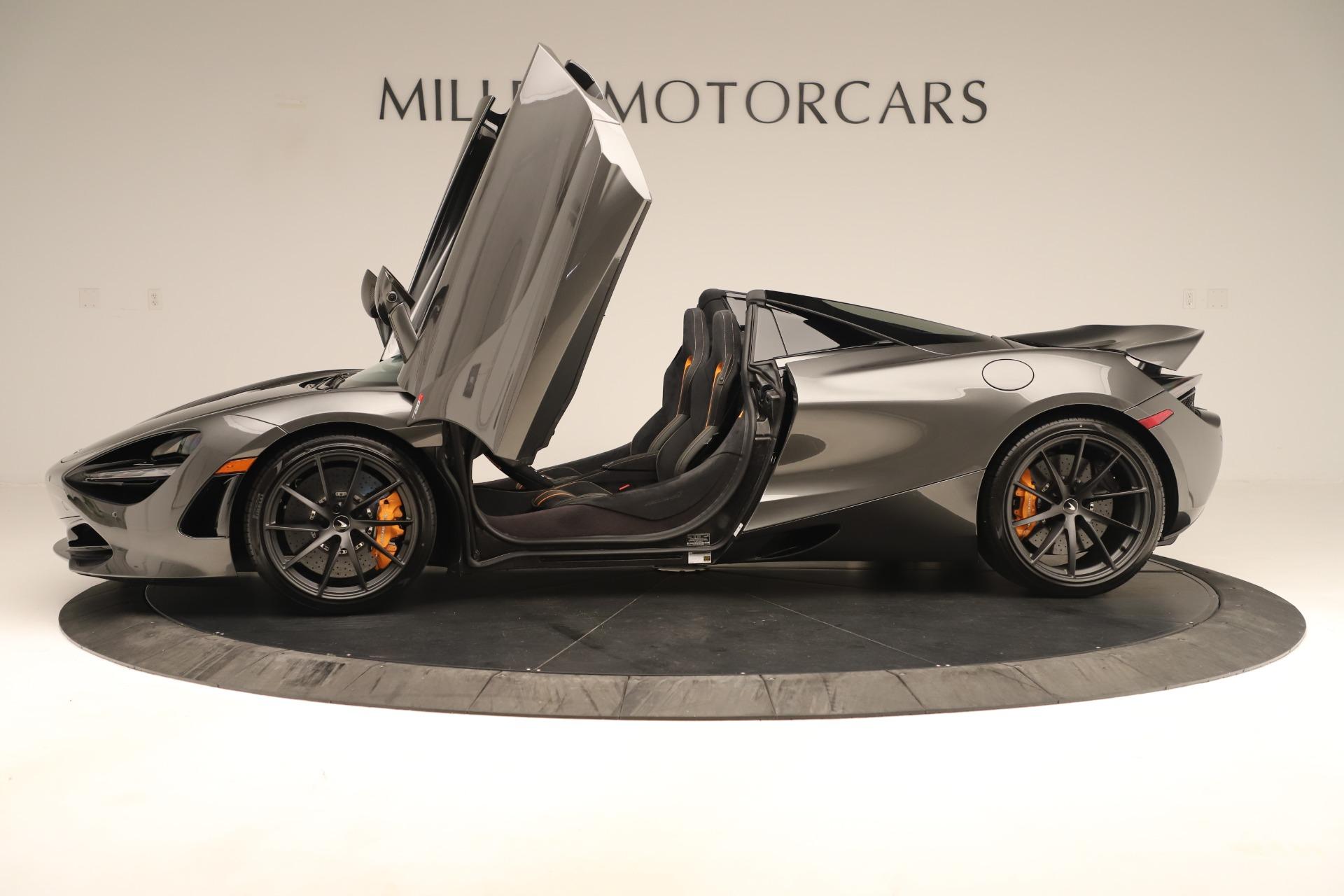 New 2020 McLaren 720S Convertible For Sale In Westport, CT 3321_p19