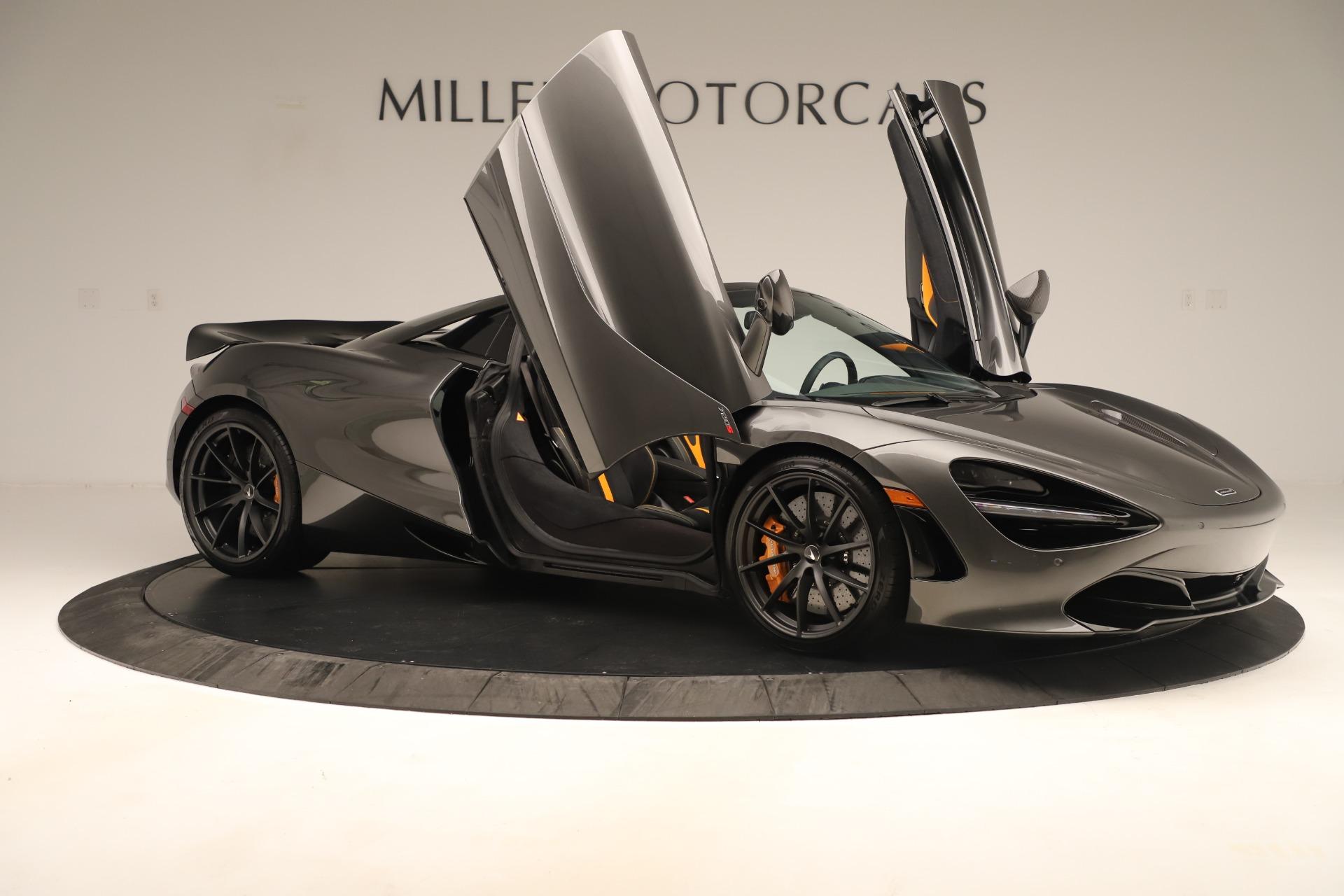 New 2020 McLaren 720S Convertible For Sale In Westport, CT 3321_p24