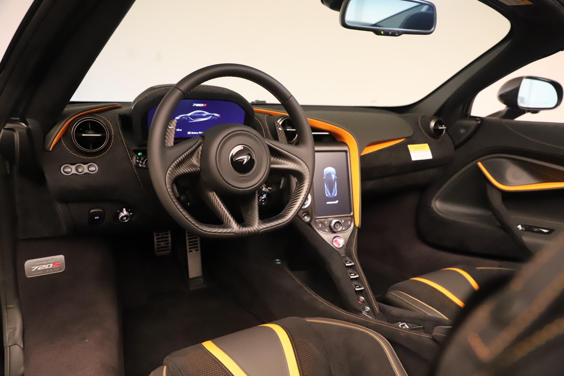 New 2020 McLaren 720S Convertible For Sale In Westport, CT 3321_p30