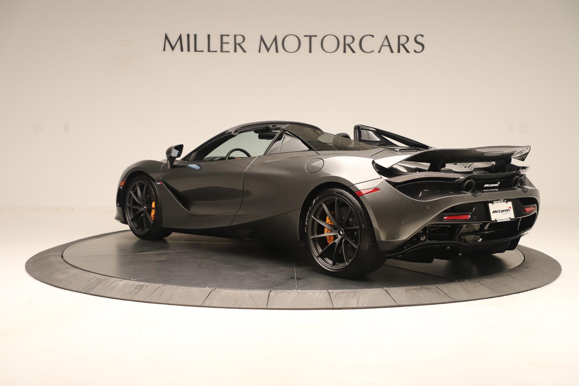 New 2020 McLaren 720S Convertible For Sale In Westport, CT 3321_p3