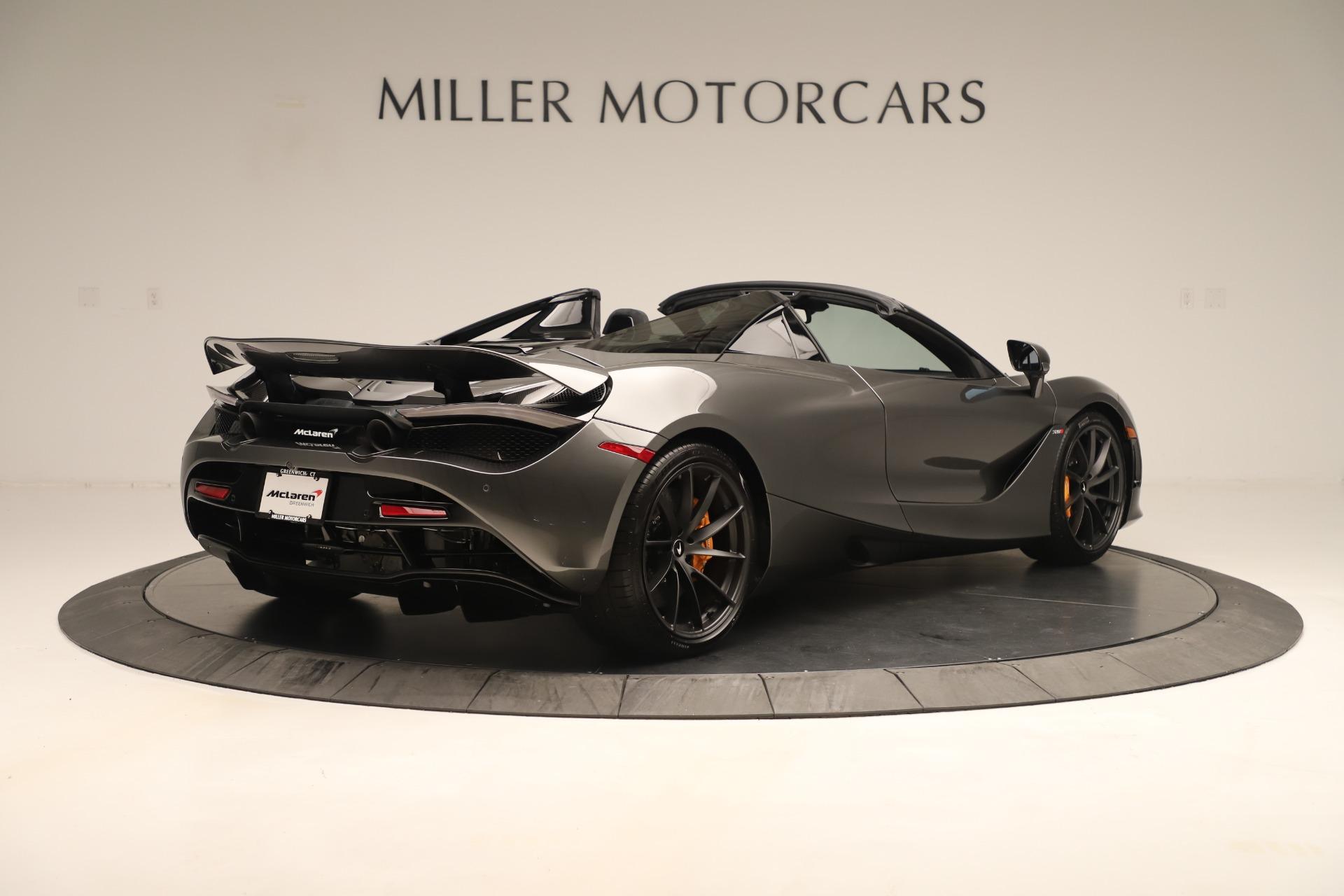 New 2020 McLaren 720S Convertible For Sale In Westport, CT 3321_p5
