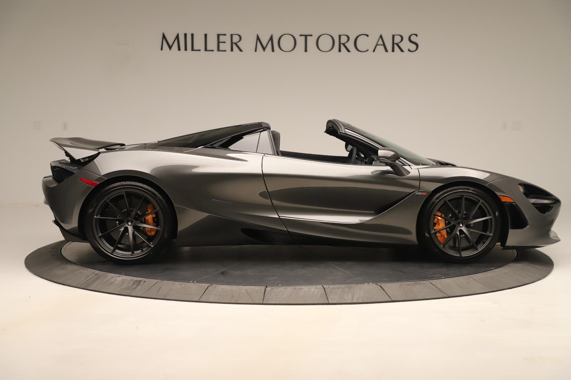 New 2020 McLaren 720S Convertible For Sale In Westport, CT 3321_p6