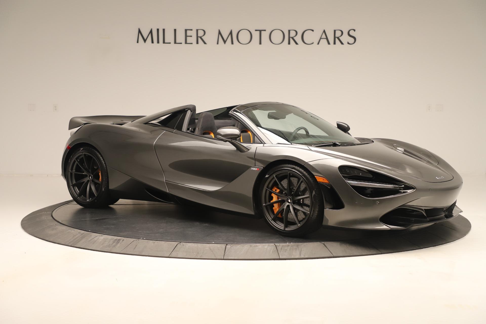 New 2020 McLaren 720S Convertible For Sale In Westport, CT 3321_p7
