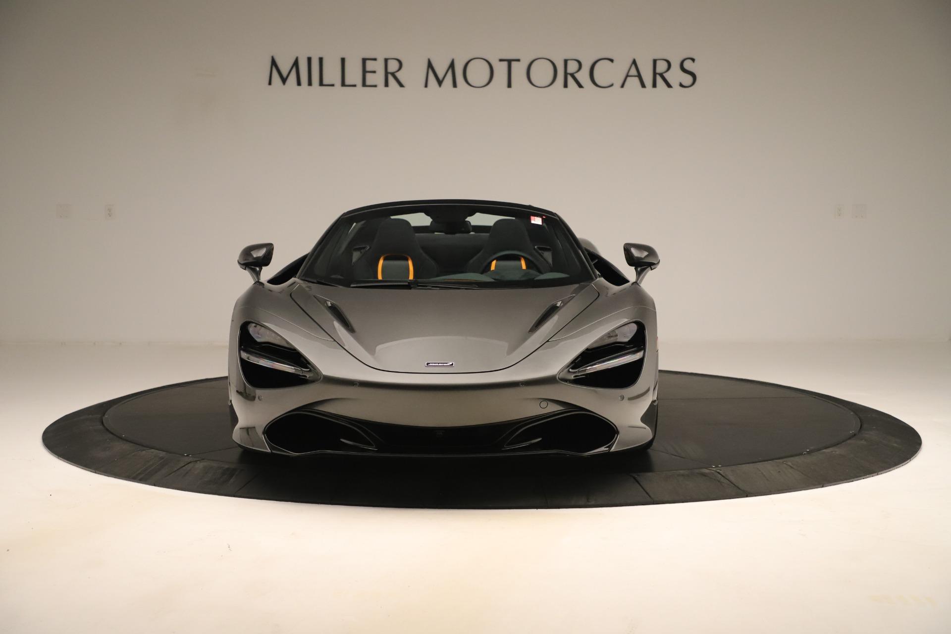 New 2020 McLaren 720S Convertible For Sale In Westport, CT 3321_p8