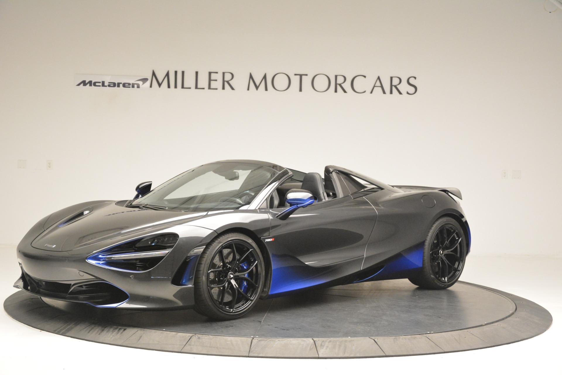 New 2020 McLaren 720s Spider For Sale In Westport, CT 3322_main