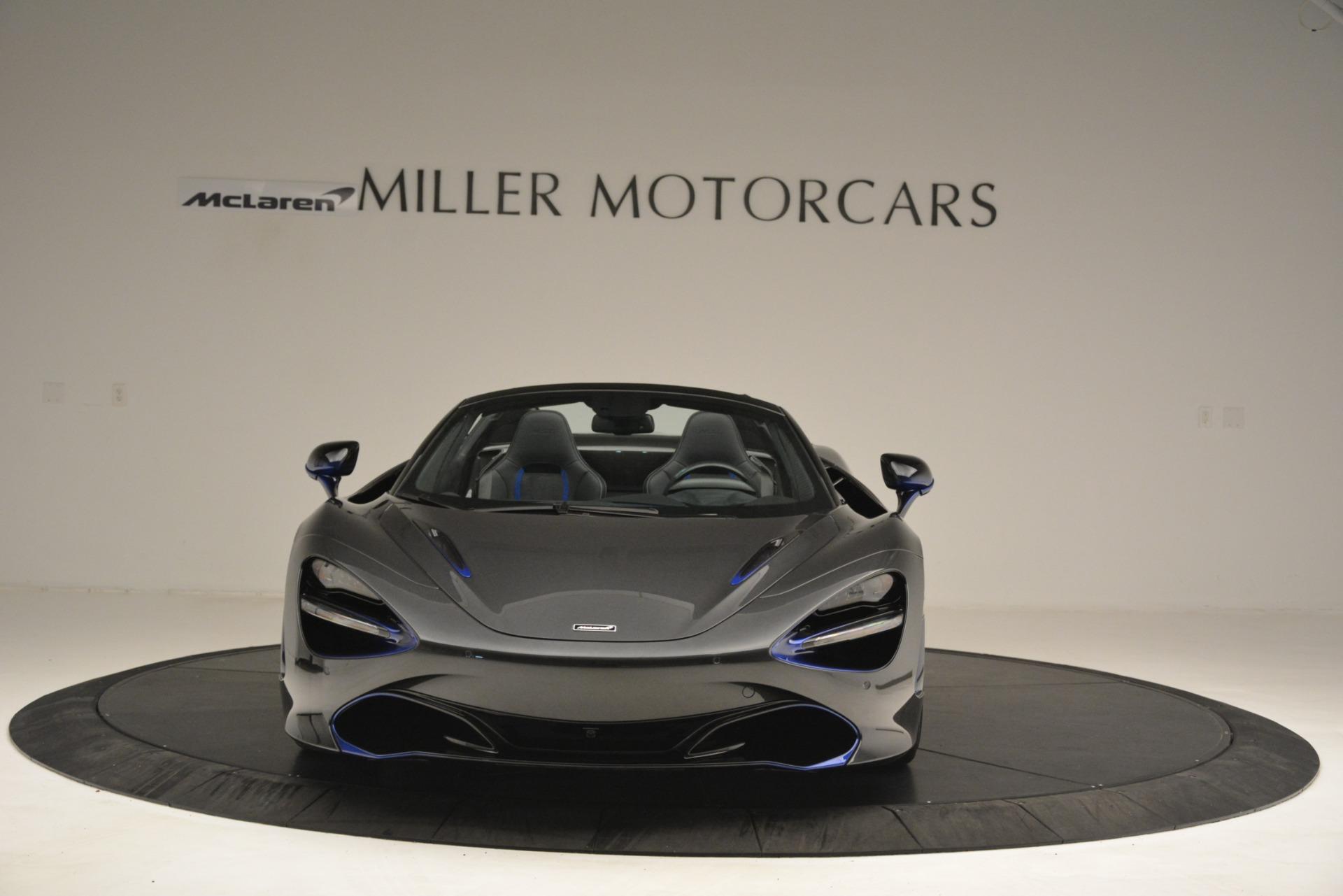 New 2020 McLaren 720s Spider For Sale In Westport, CT 3322_p10