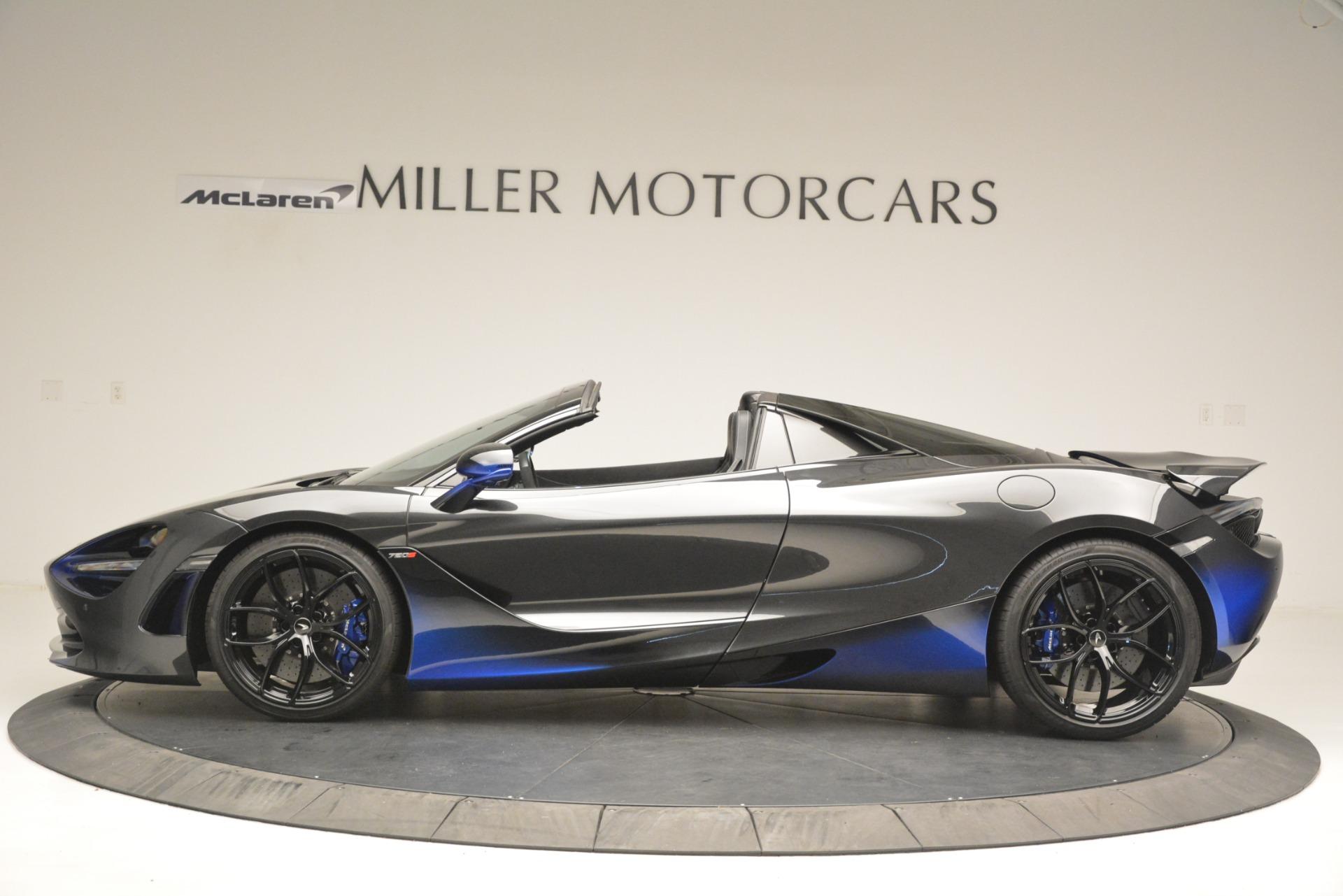 New 2020 McLaren 720s Spider For Sale In Westport, CT 3322_p11