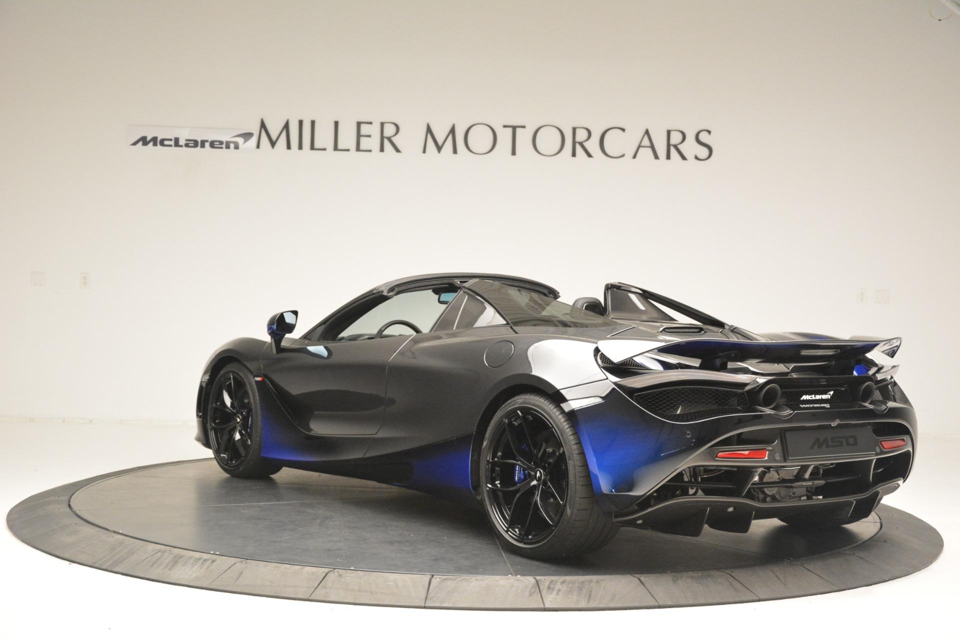 New 2020 McLaren 720s Spider For Sale In Westport, CT 3322_p12