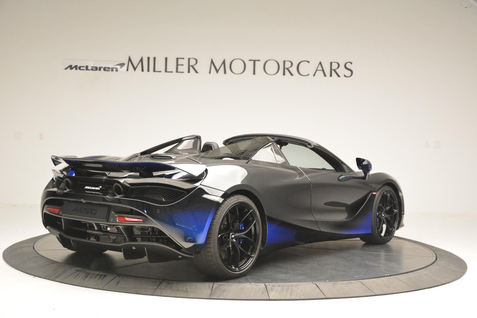 New 2020 McLaren 720s Spider For Sale In Westport, CT 3322_p14