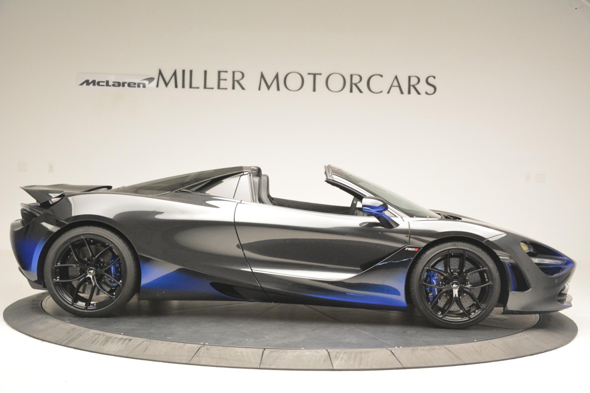 New 2020 McLaren 720s Spider For Sale In Westport, CT 3322_p15