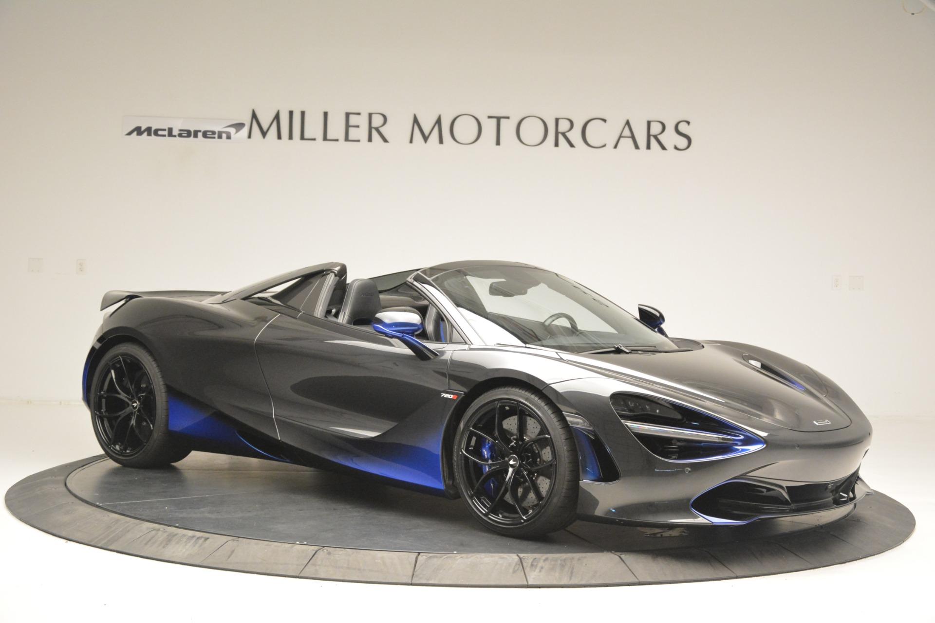 New 2020 McLaren 720s Spider For Sale In Westport, CT 3322_p16