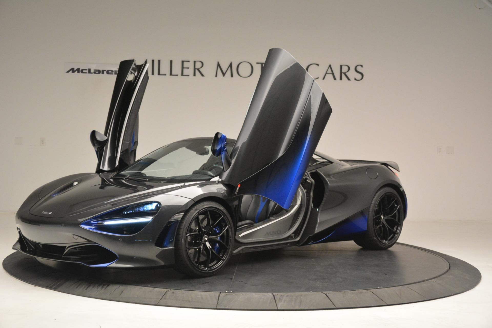 New 2020 McLaren 720s Spider For Sale In Westport, CT 3322_p18