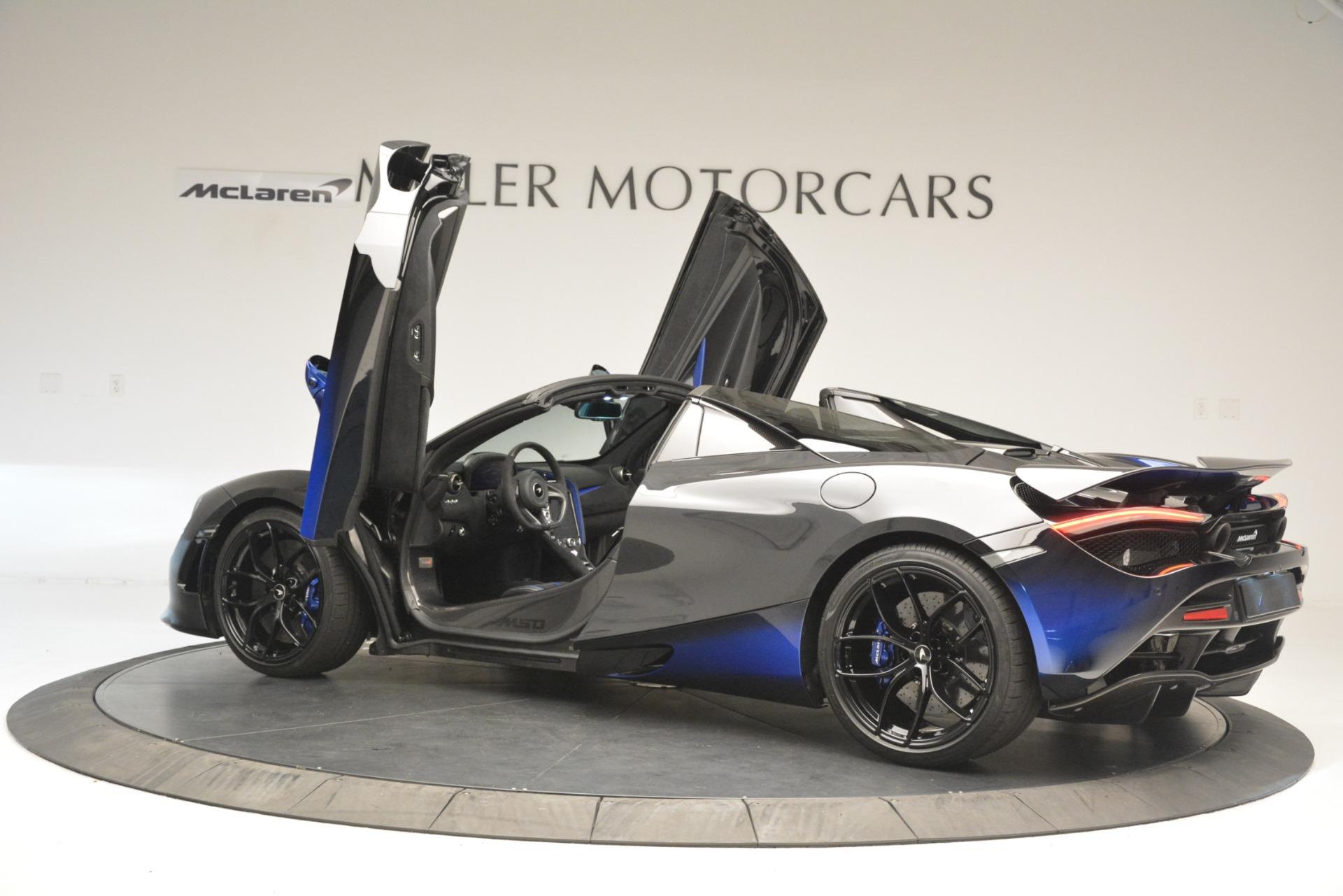New 2020 McLaren 720s Spider For Sale In Westport, CT 3322_p19